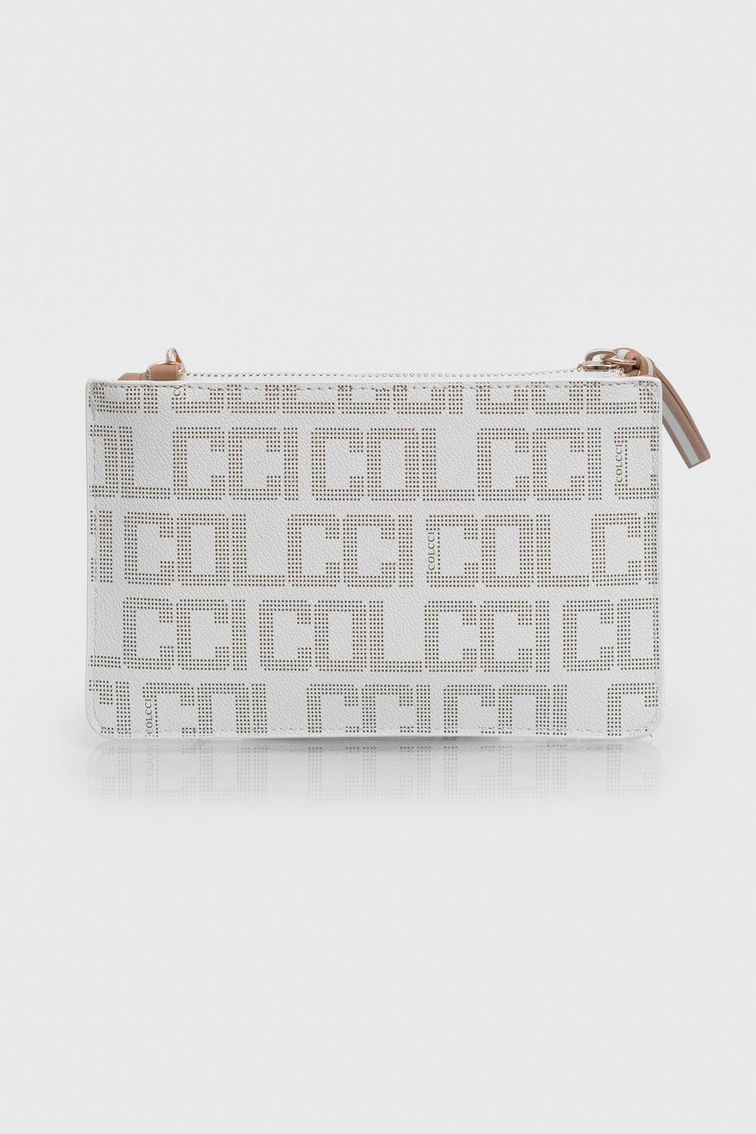 Bolsa Colcci Envelope Logomania