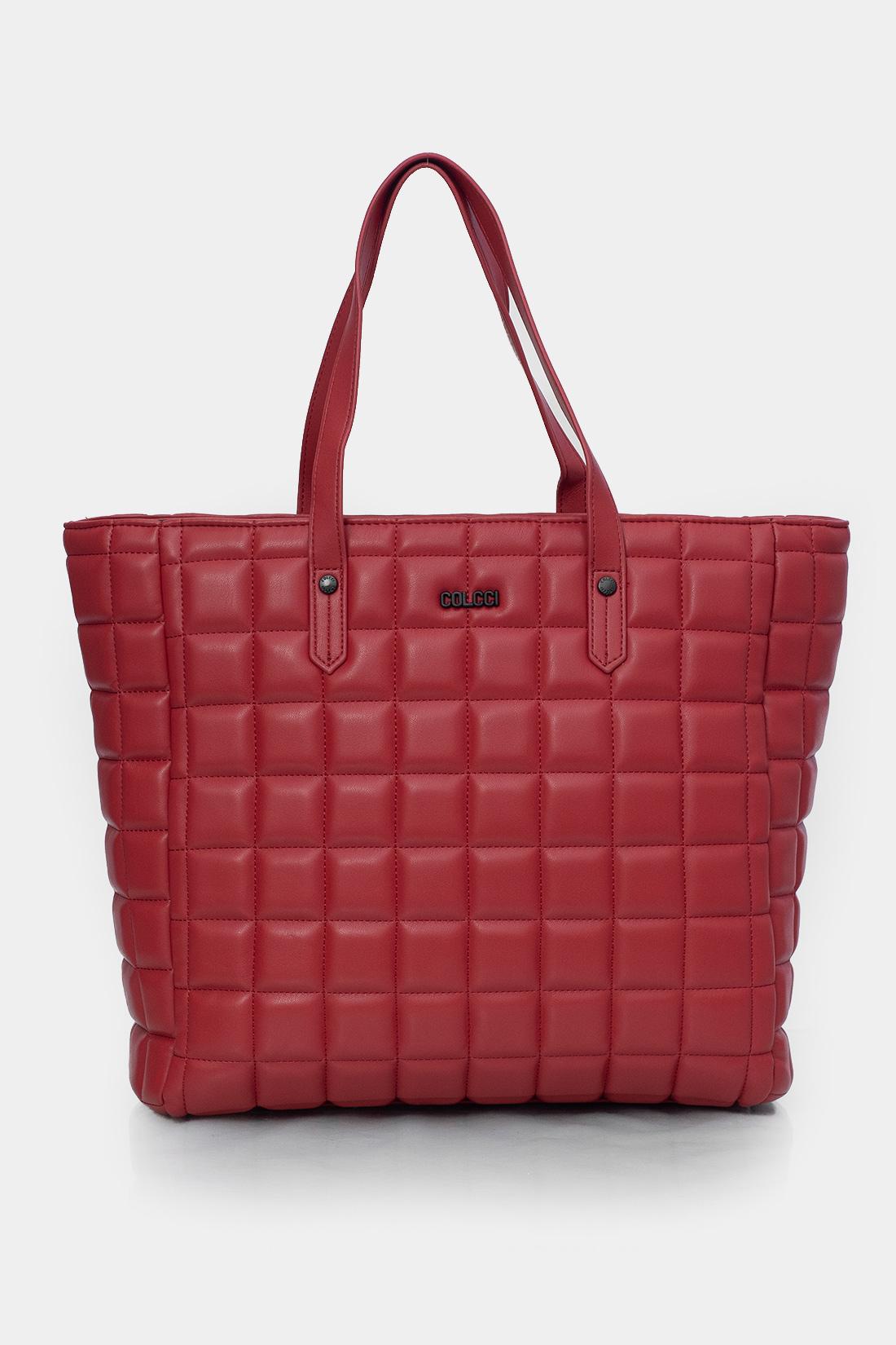 Bolsa Colcci Shop Bag Geometrico