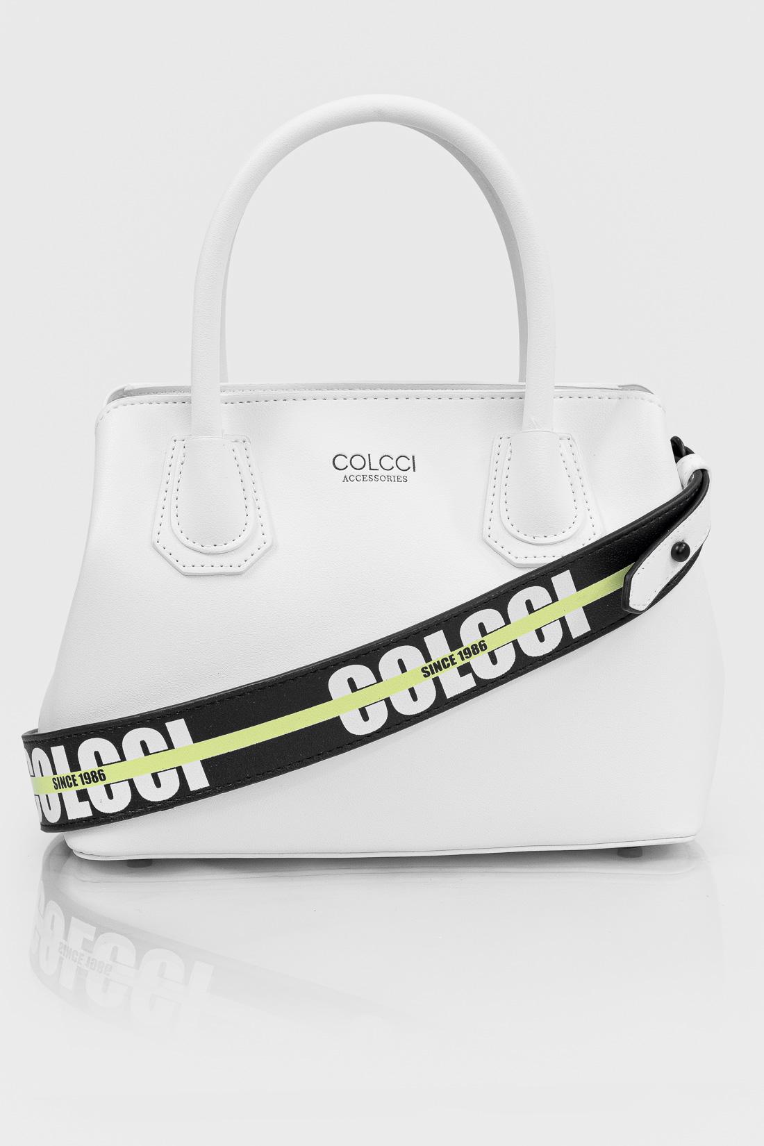 Bolsa Colcci Tote Logo Alça