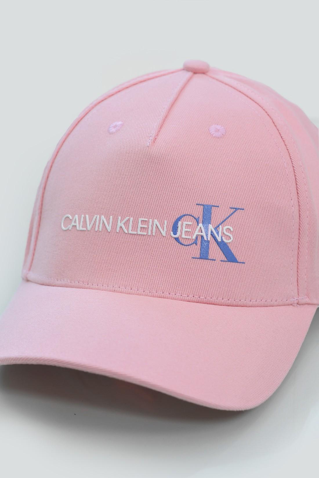 Bone Fem Calvin Klein Logo Meio