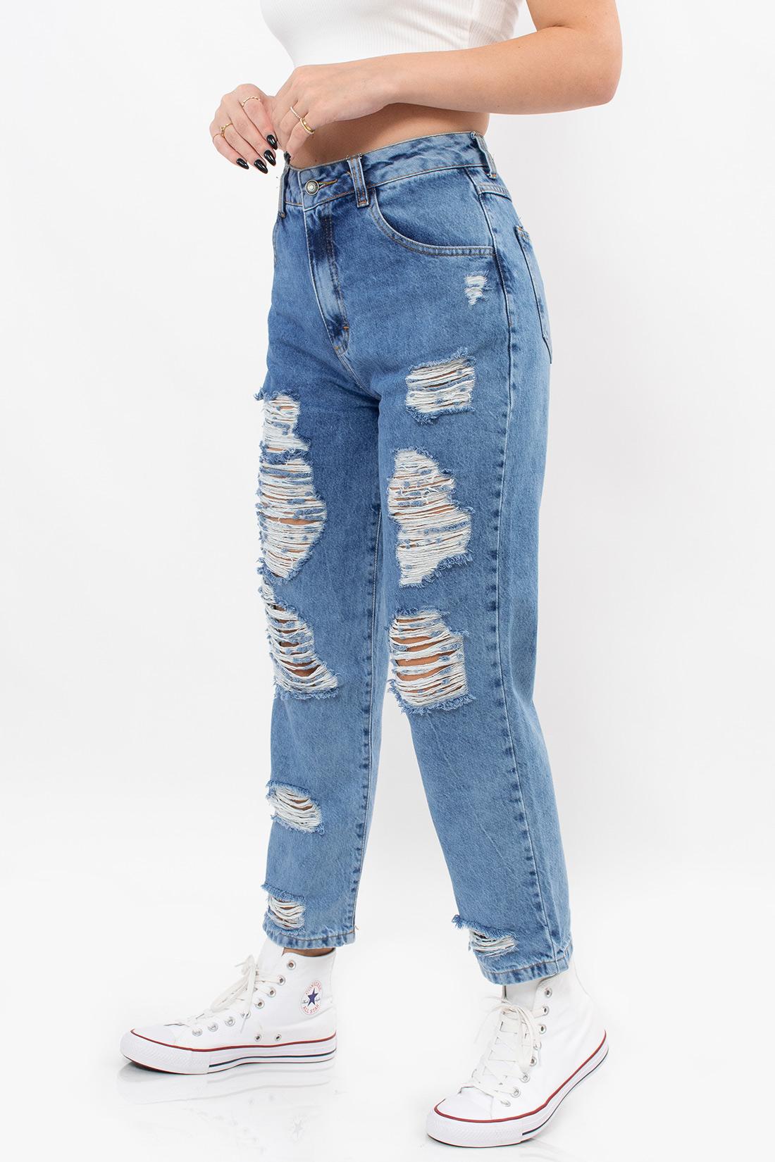 Calca Jeans Ave Rara Cora Rasgos