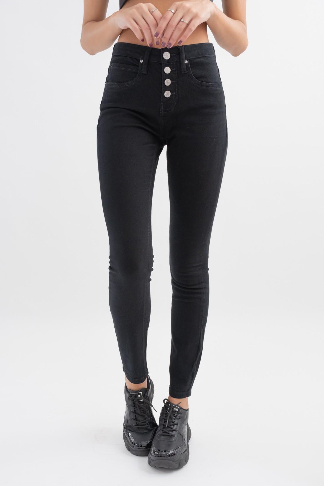 Calca Jeans Calvin Klein High Rise Skinny
