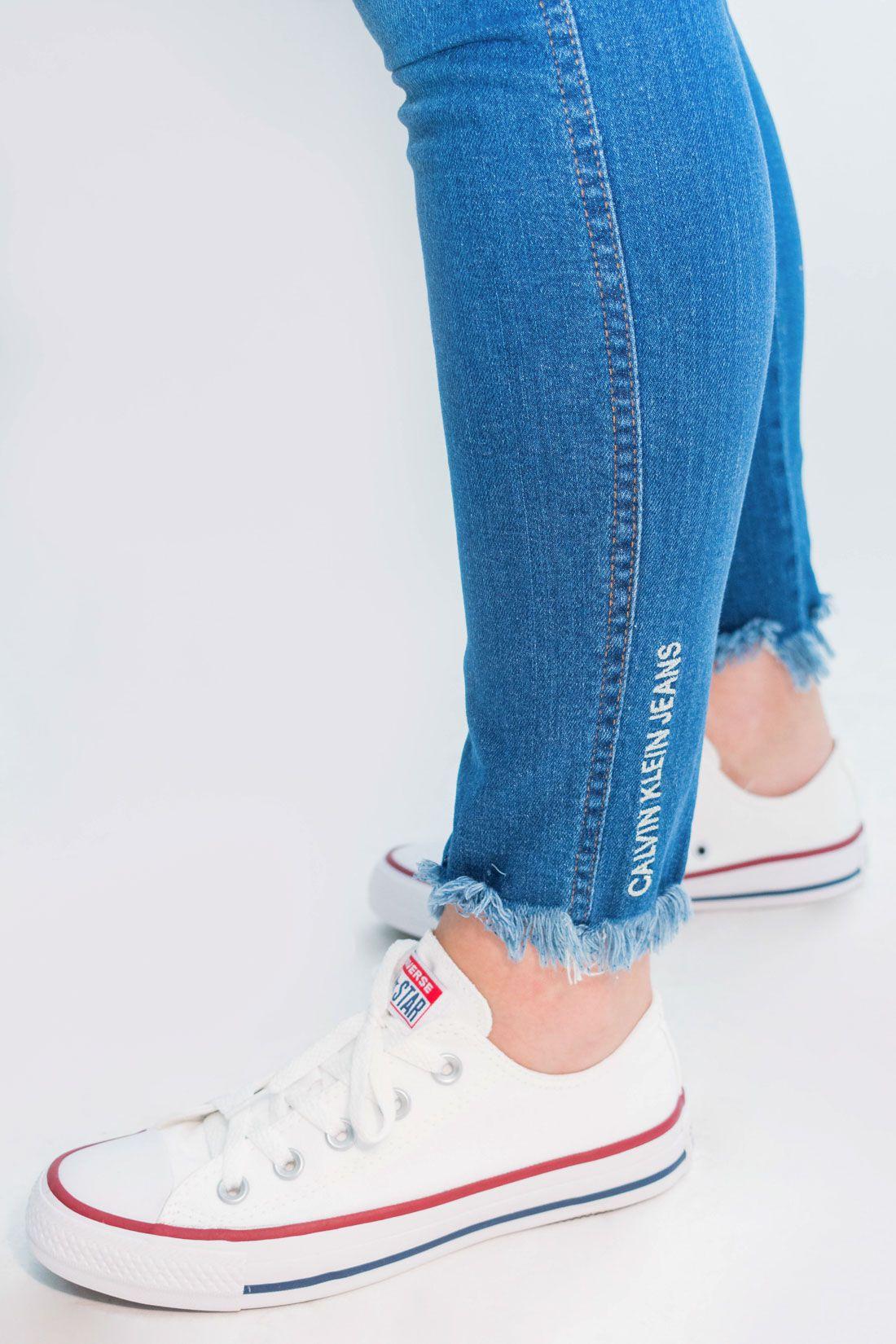 Calca Jeans Calvin Klein Puidos