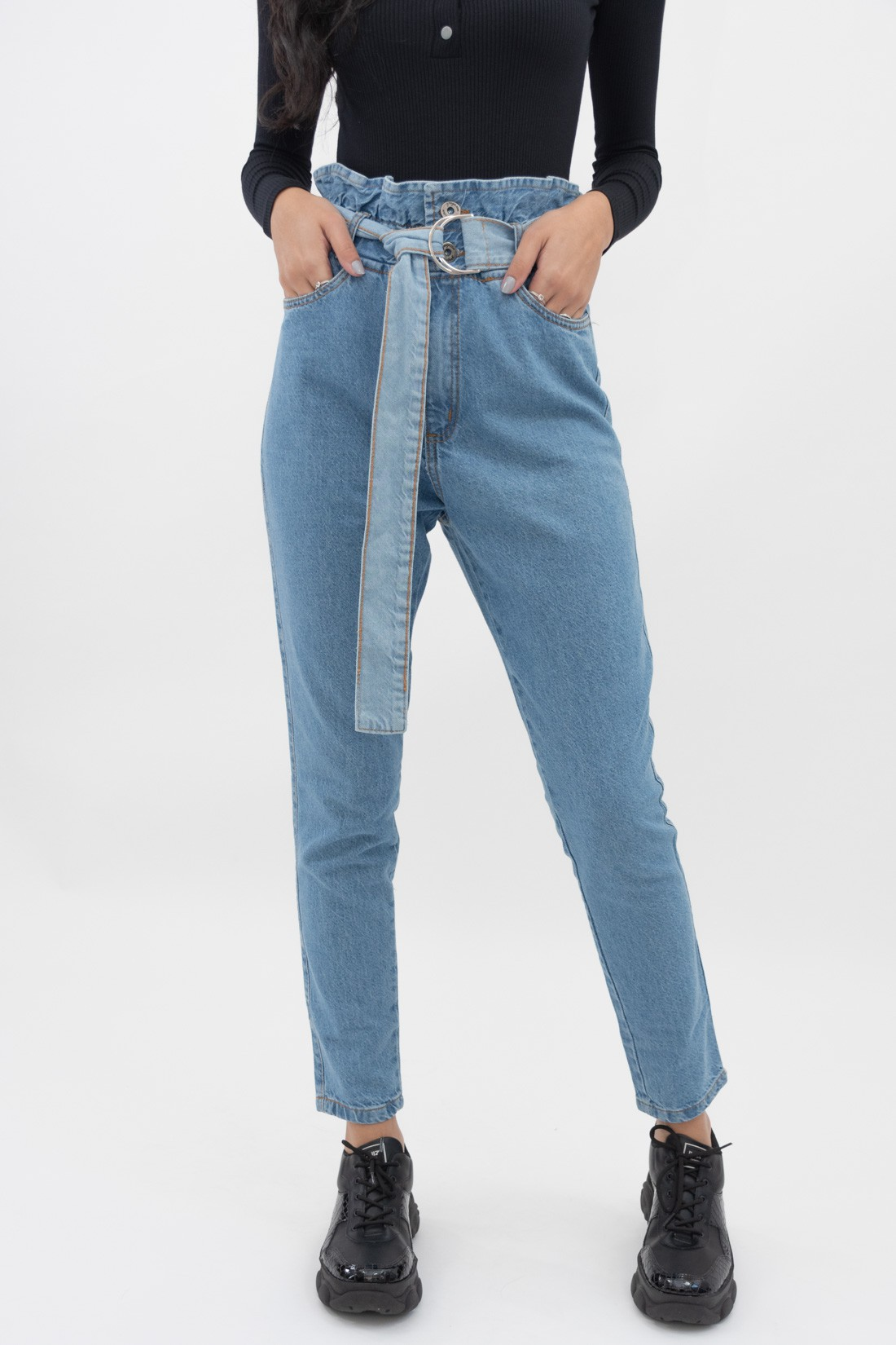 Calca Jeans Clochard
