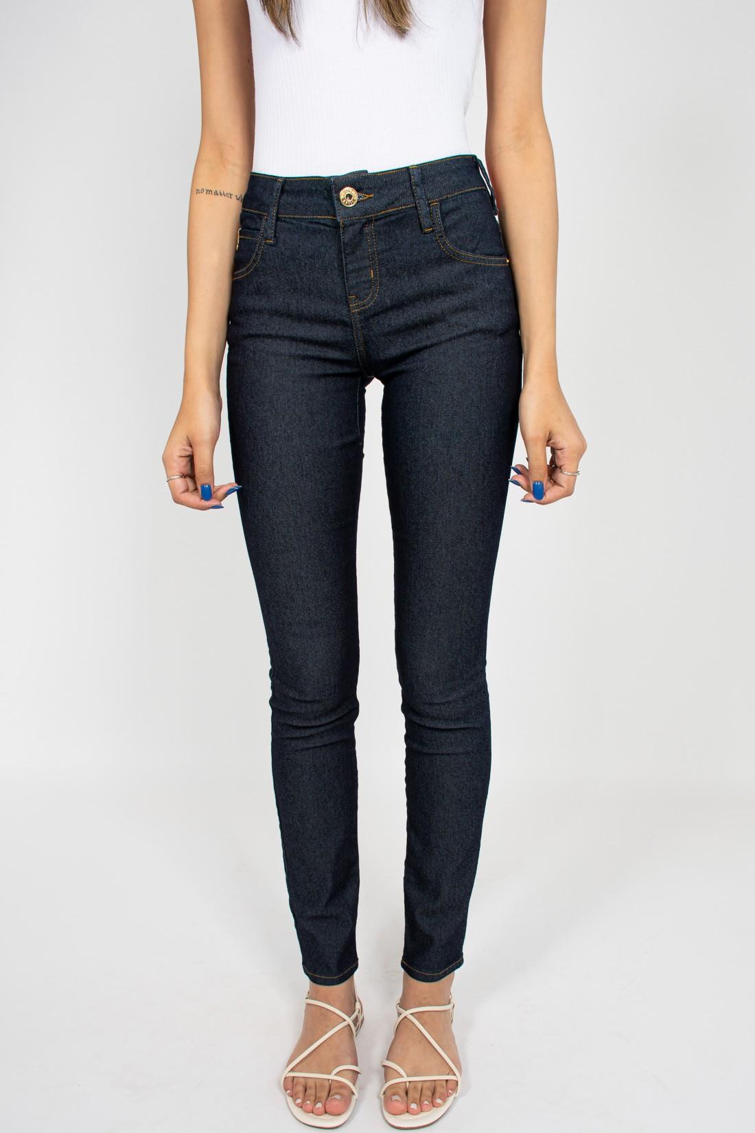 Calca Jeans Coca Cola Midi Skinny