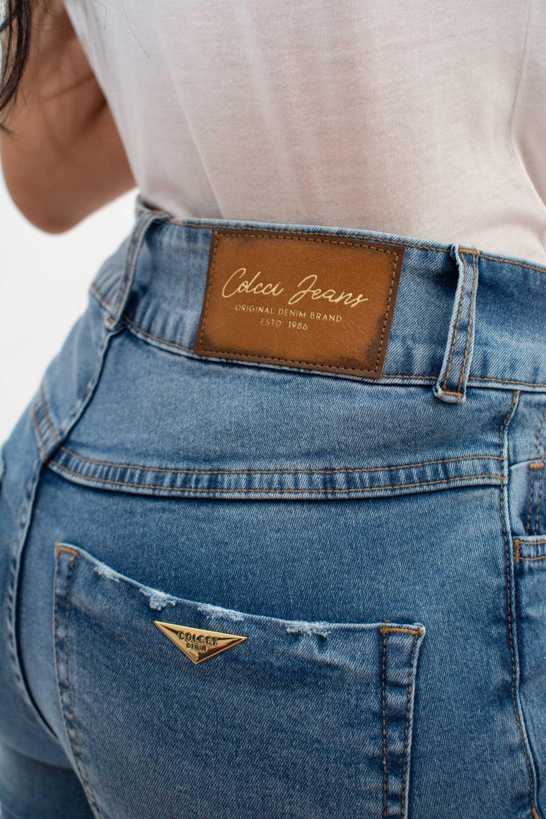 Calca Jeans Colcci Bia