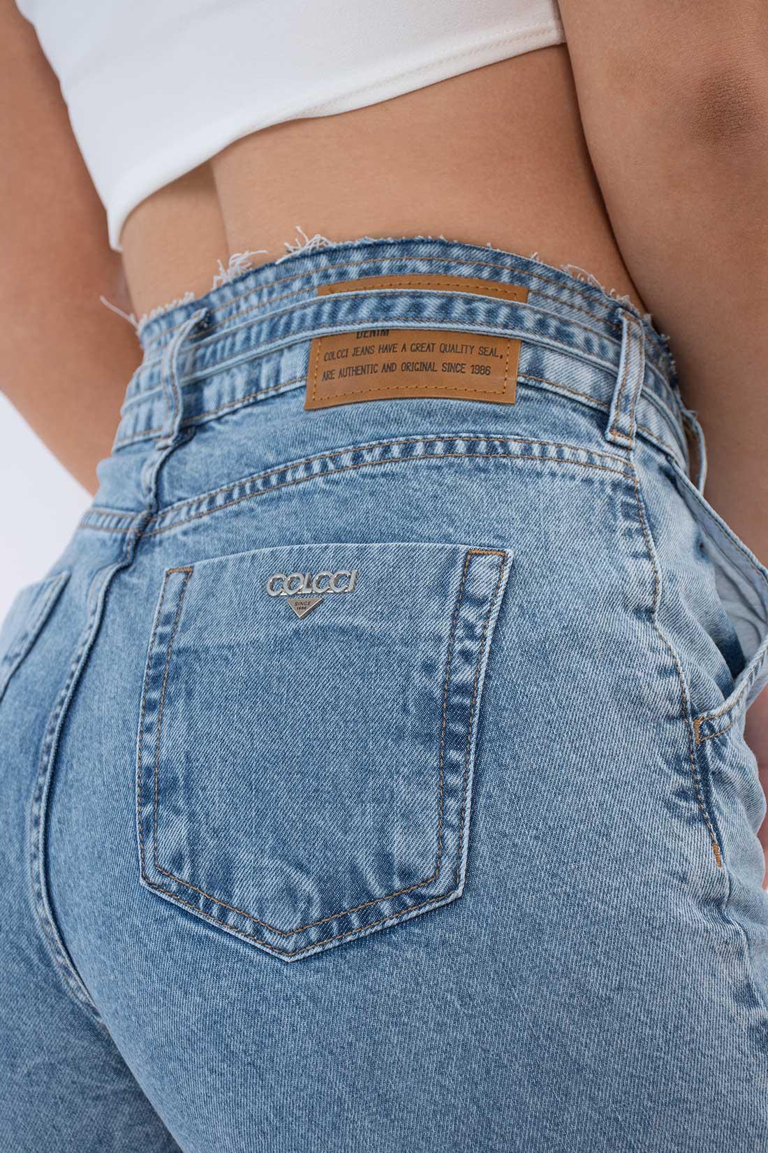 Calca Jeans Colcci Bruna Mom