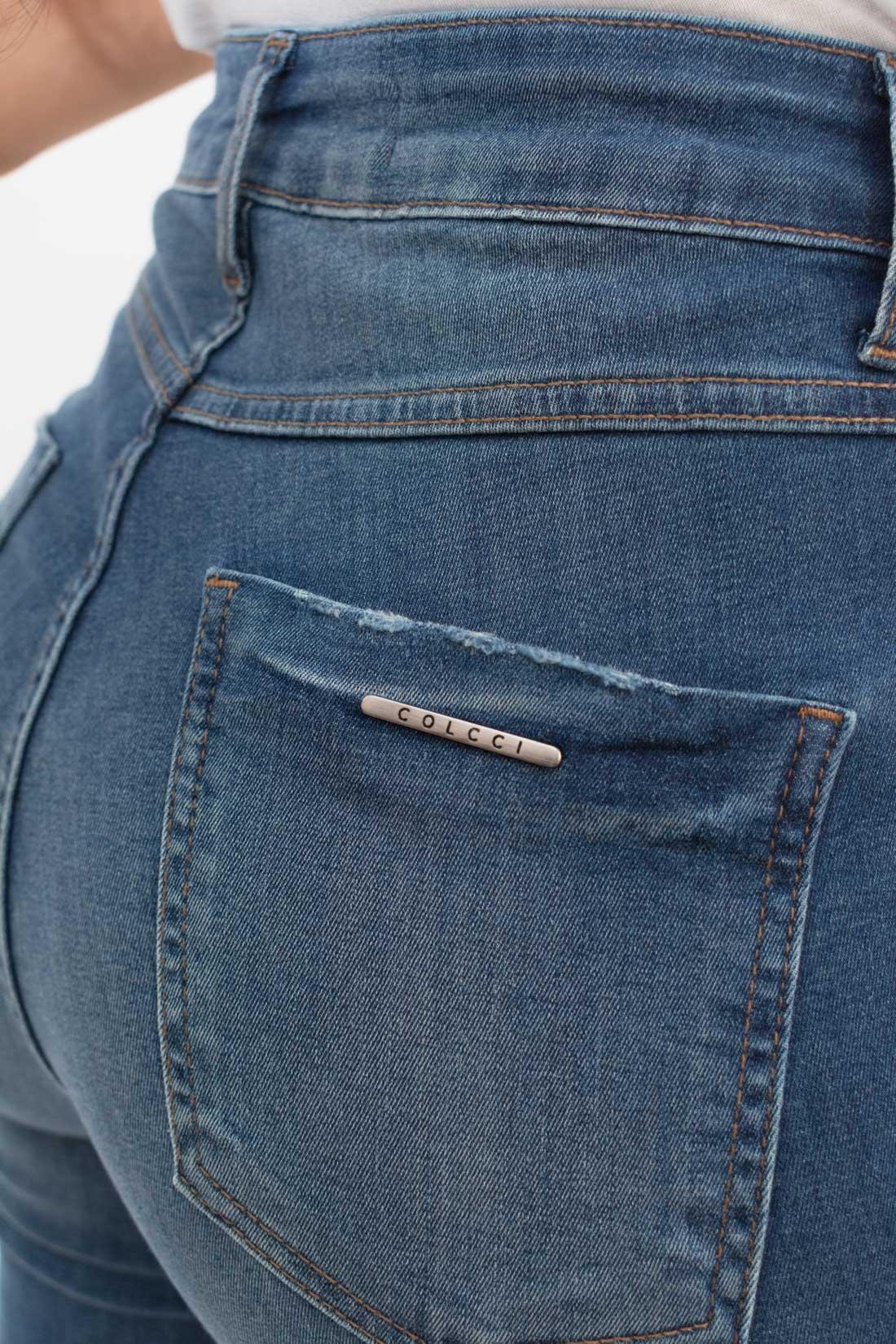 Calca Jeans Colcci Bruna Stretch