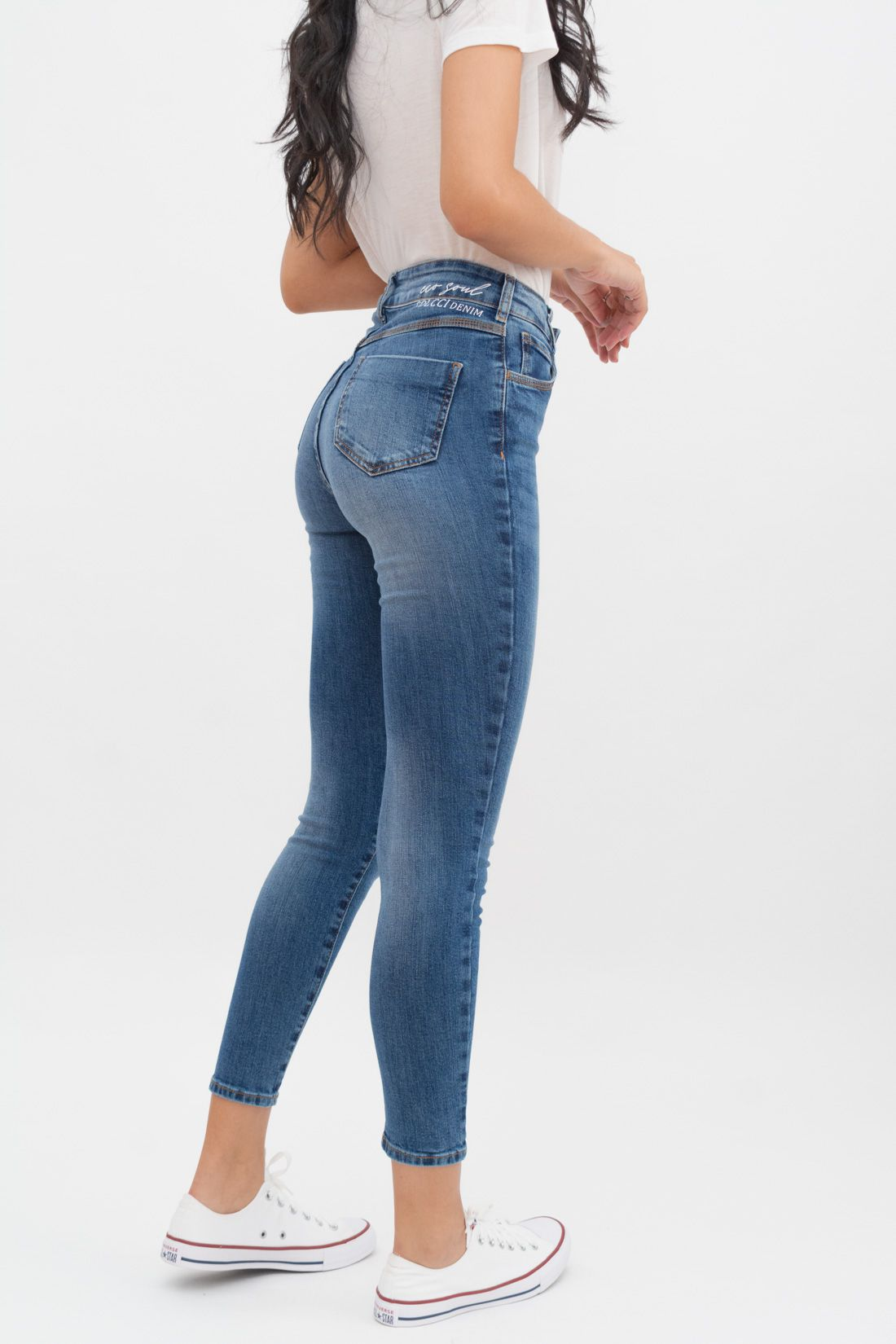 Calca Jeans Colcci Eco Soul