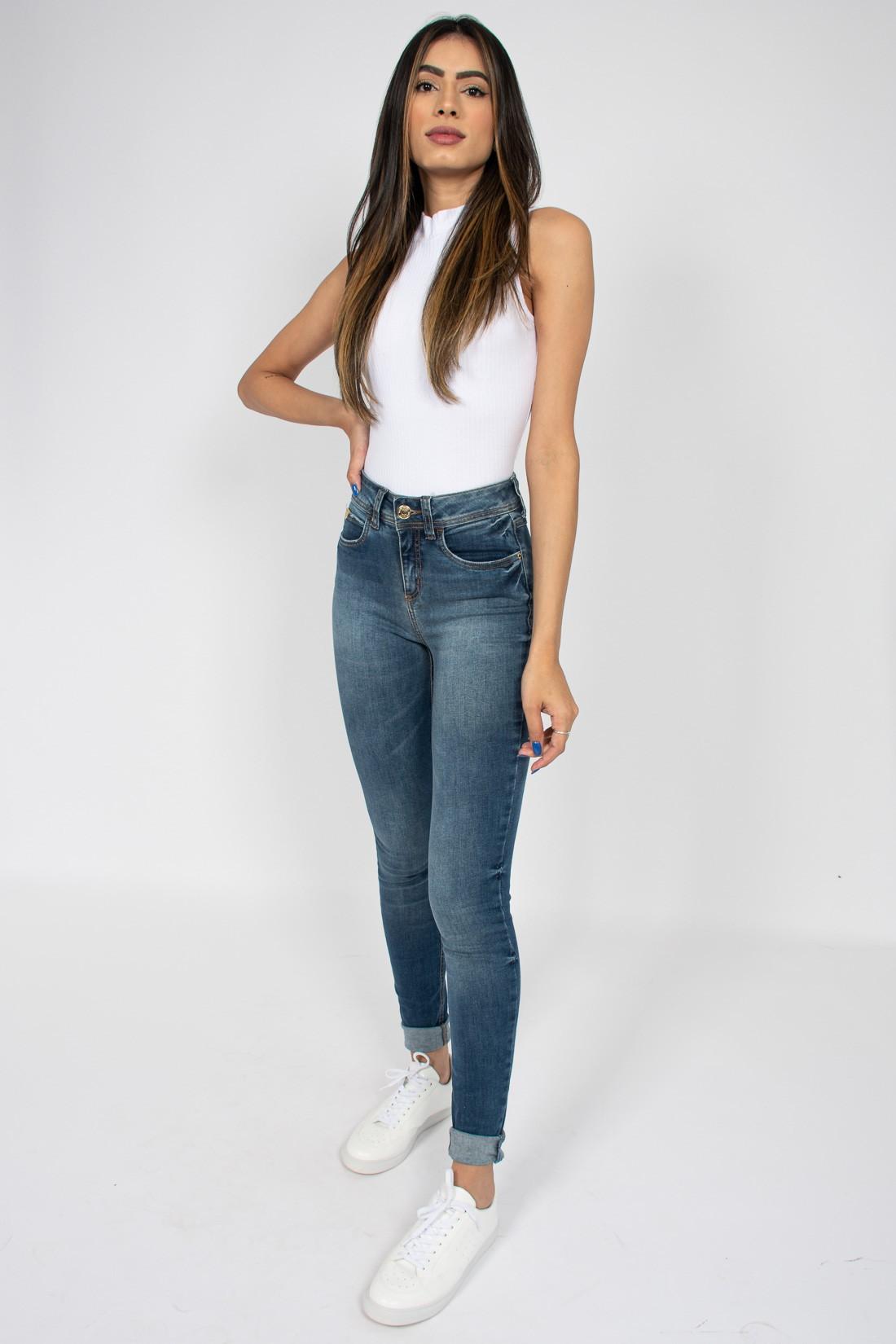 Calca Jeans Colcci Kim