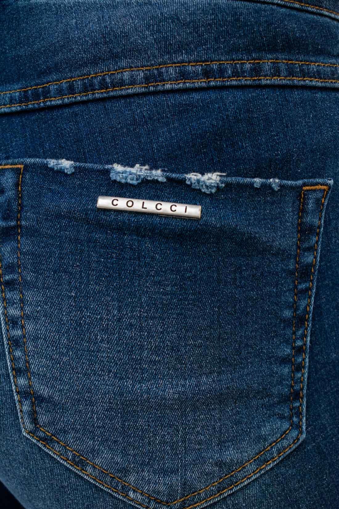 Calca Jeans Colcci Puidos