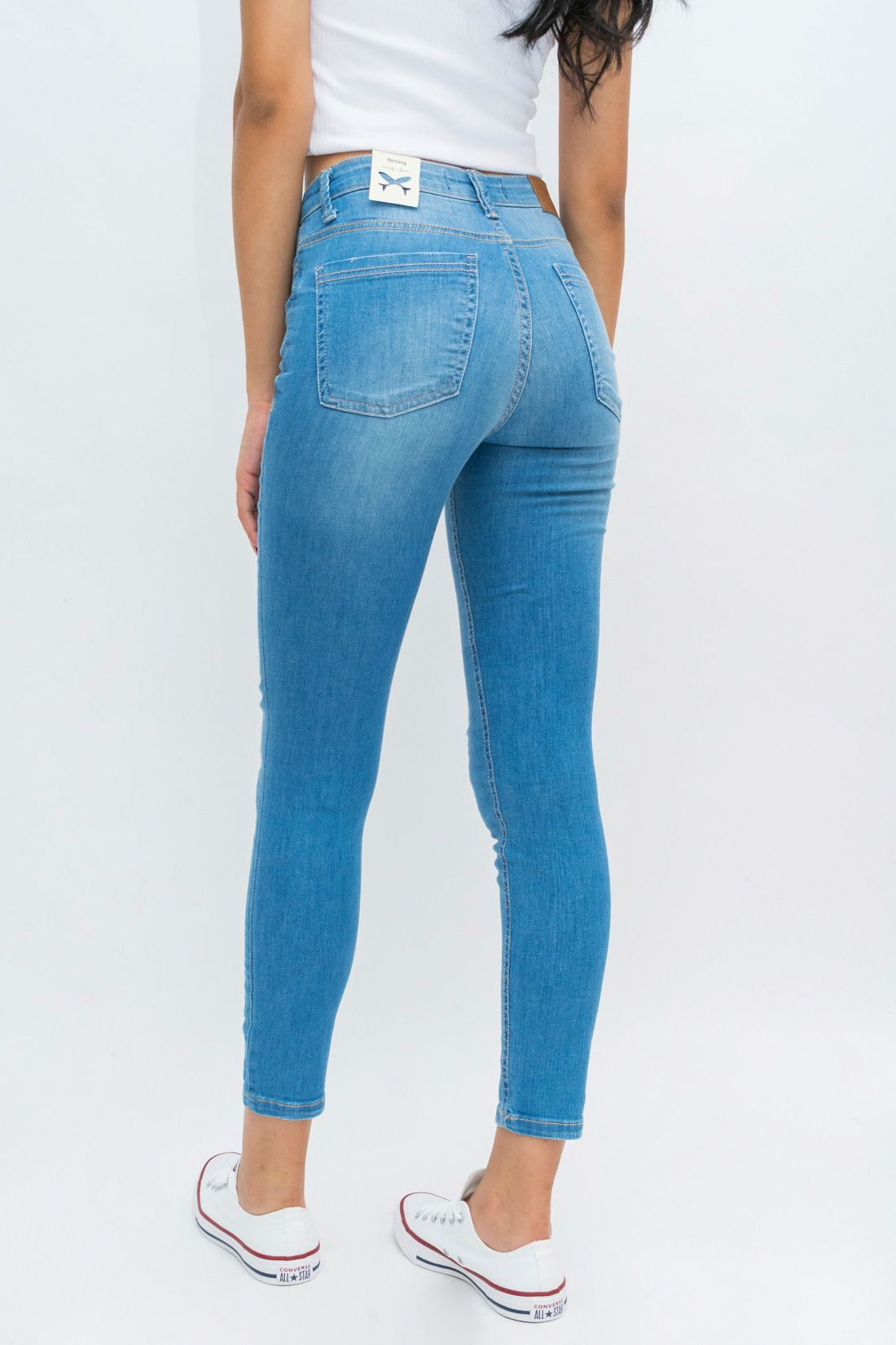 Calca Jeans Hering Destroyed