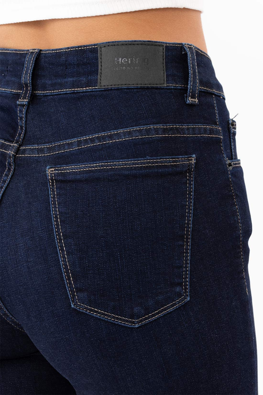 Calca Jeans Hering Super Skinny