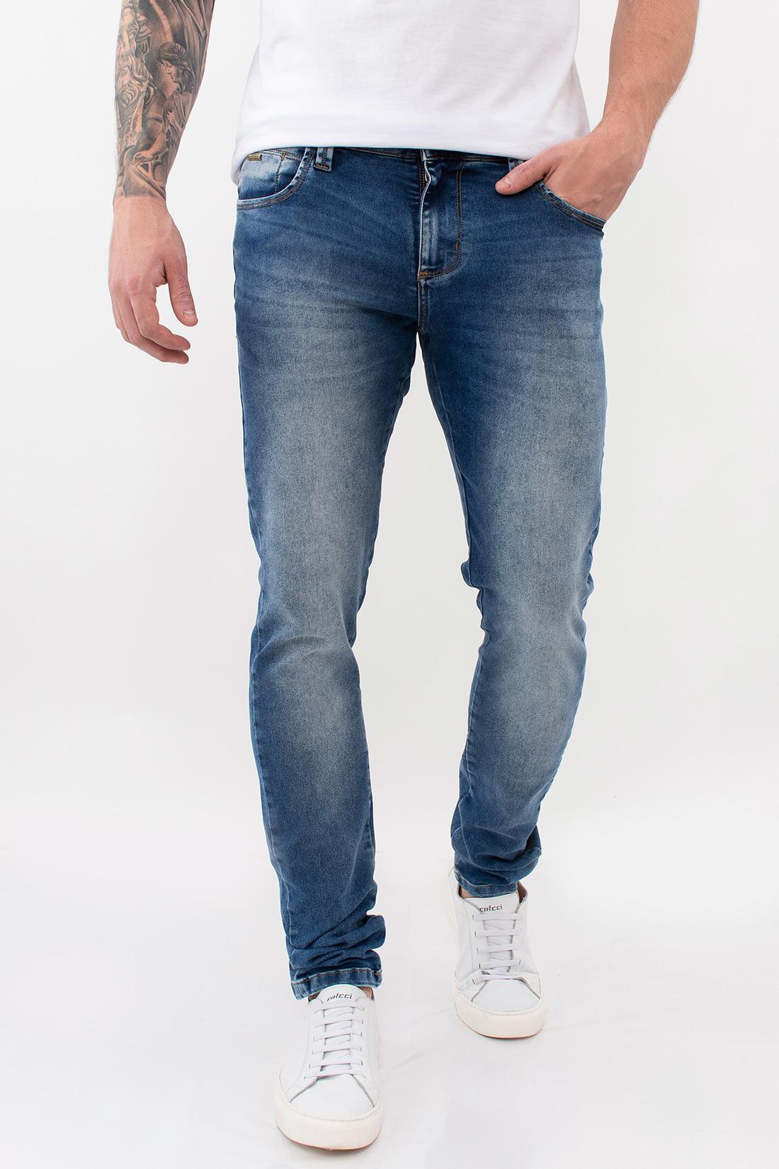 Calca Jeans Kacolako Skinny Stone