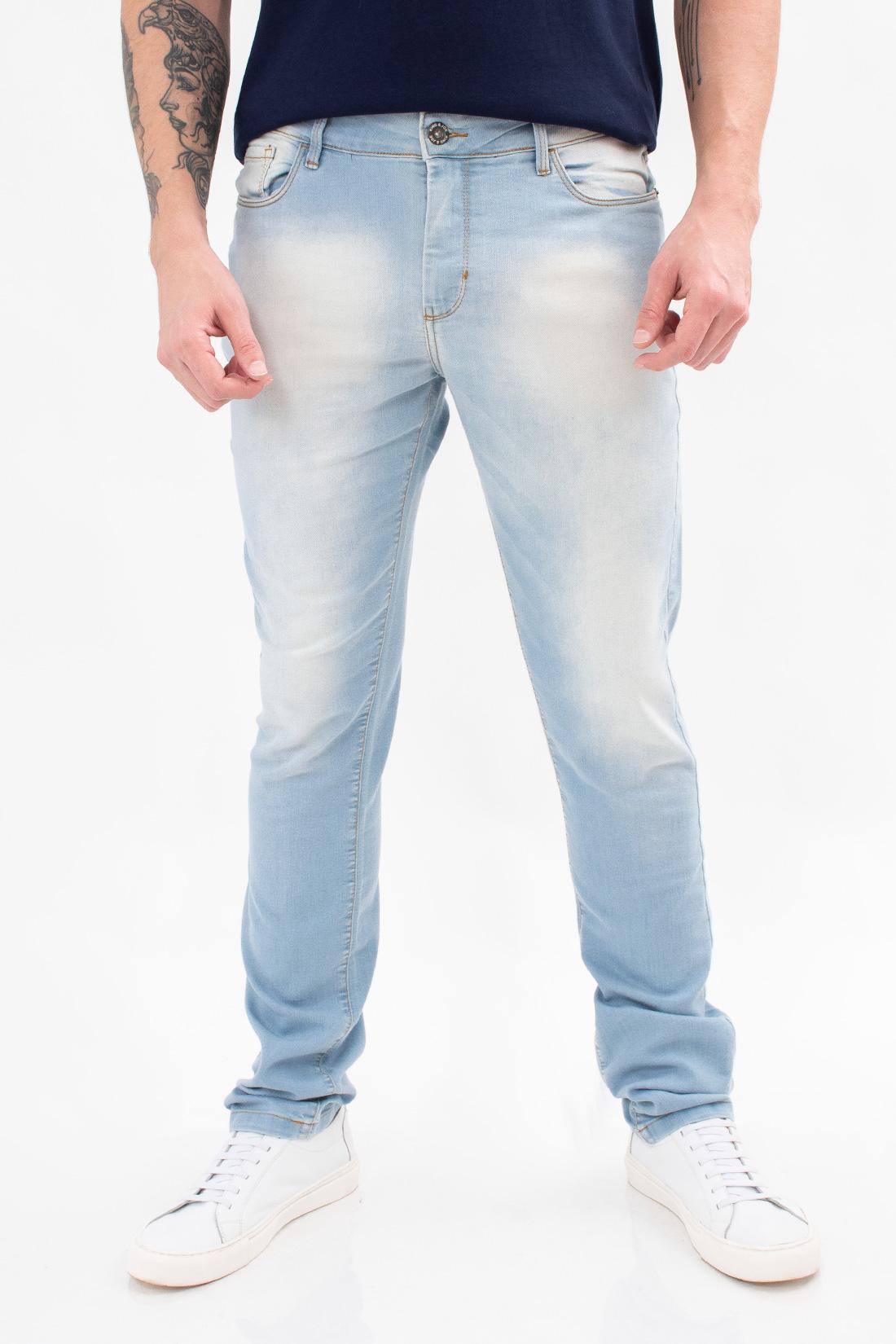 Calca Jeans King&Joe Slim Fit