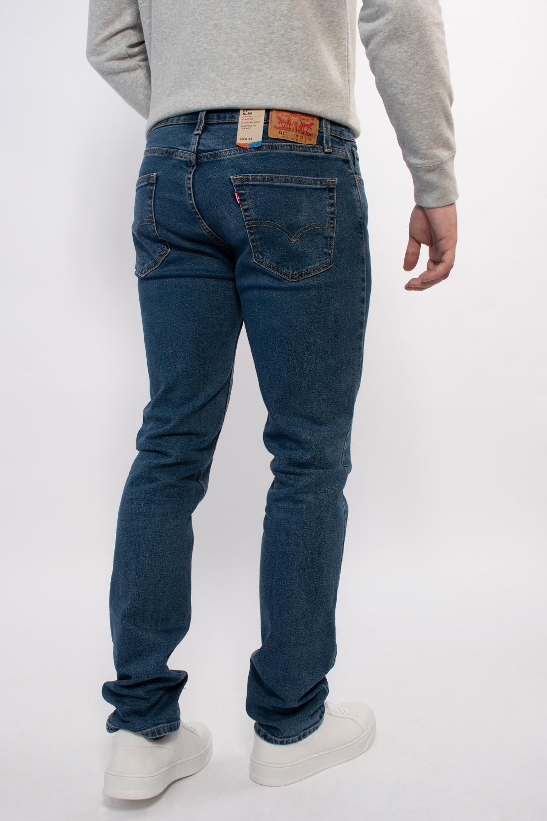 Calca Jeans Levis 511 Slim Stretch