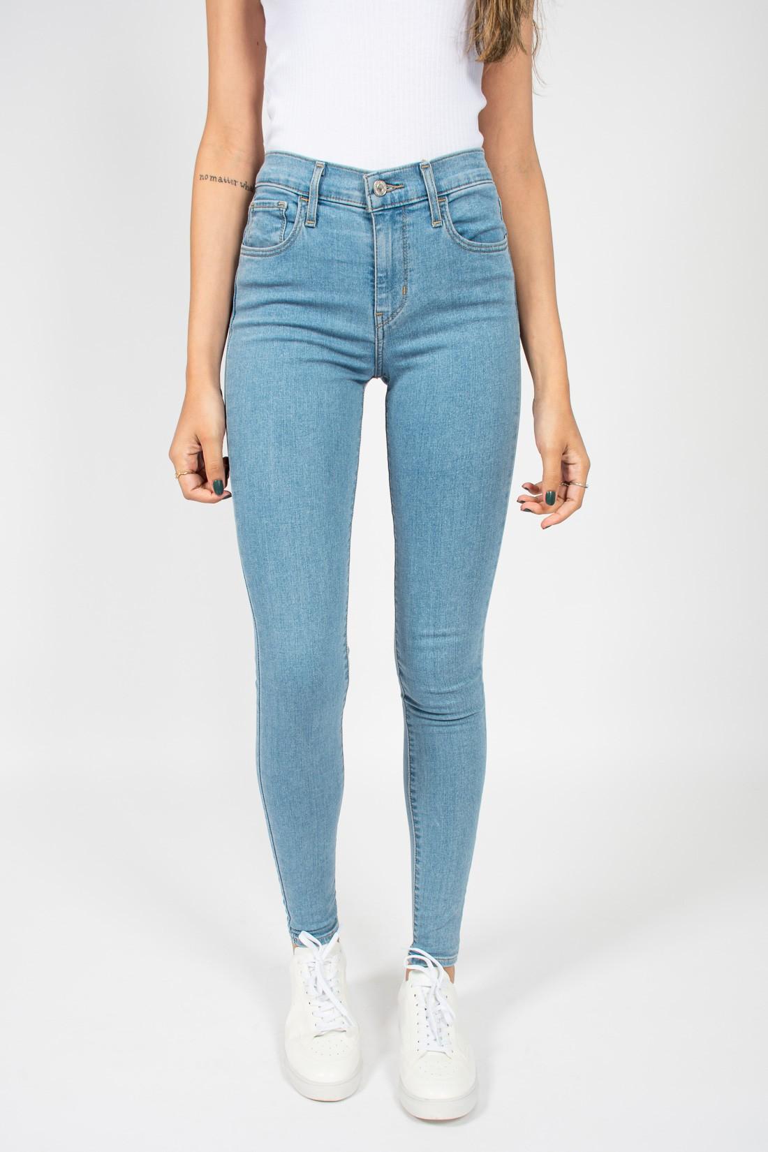 Calca Jeans Levis 720 Super Skinny