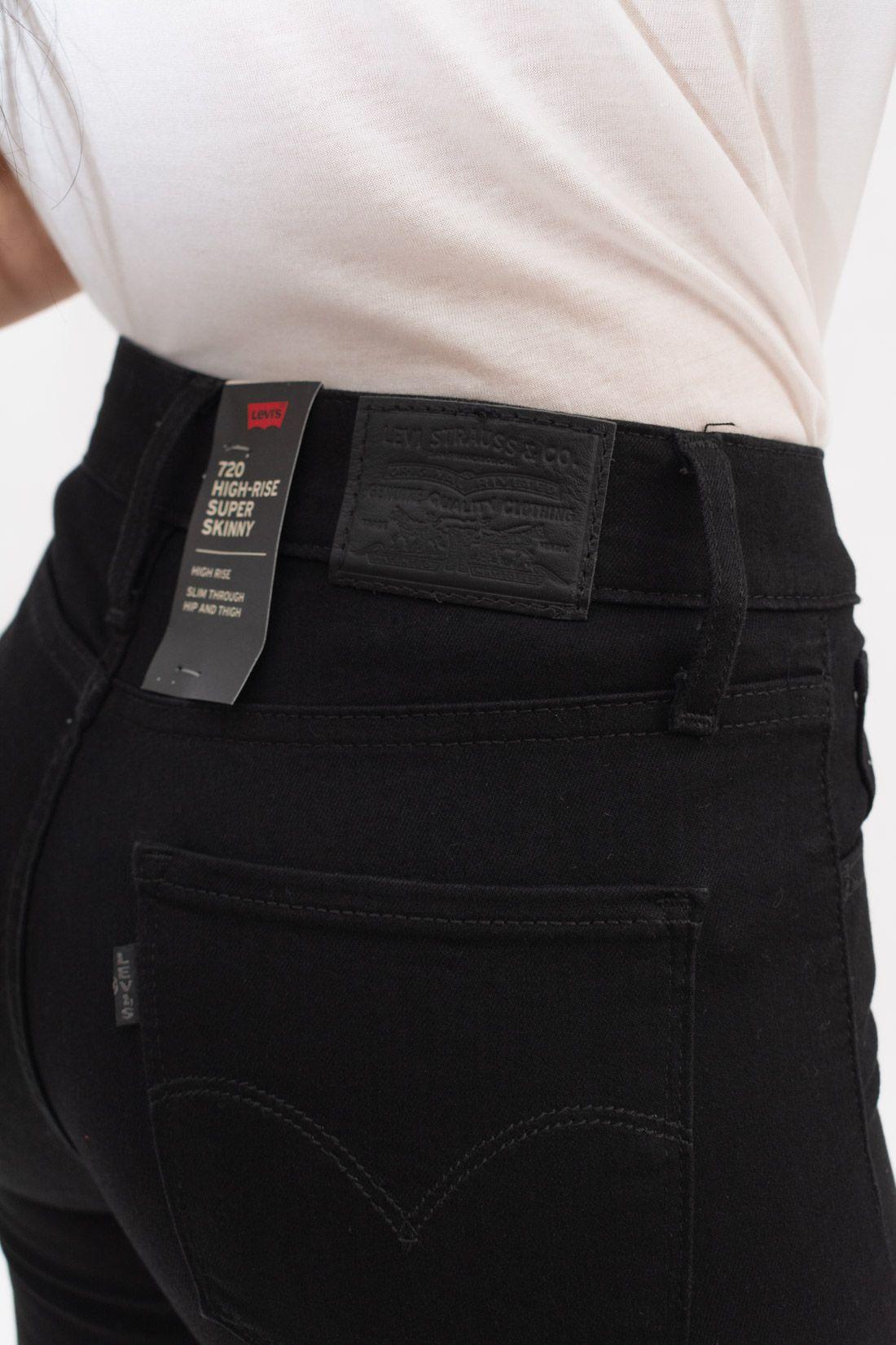 Calca Jeans Levis Super Skinny