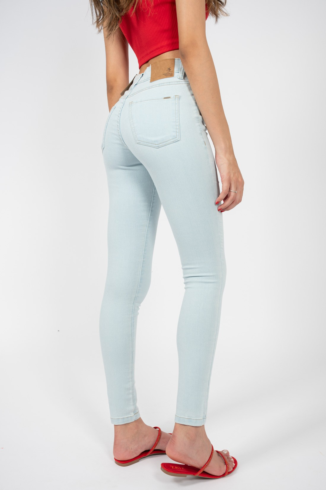 Calca Jeans Slywear Skinny
