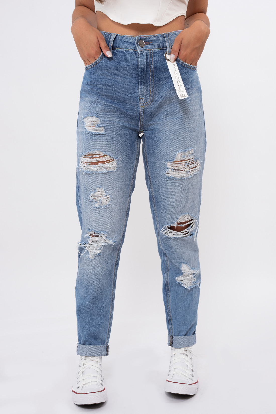 Calca Jeans Sommer Bella Destroyed