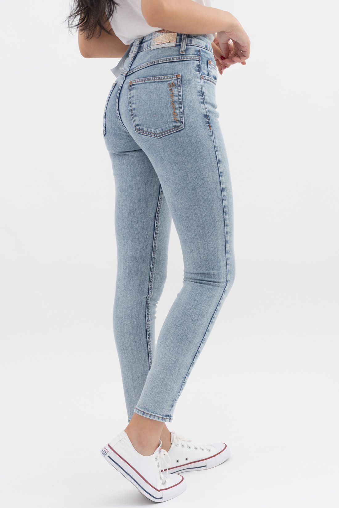 Calca Jeans Sommer Elis Cropped