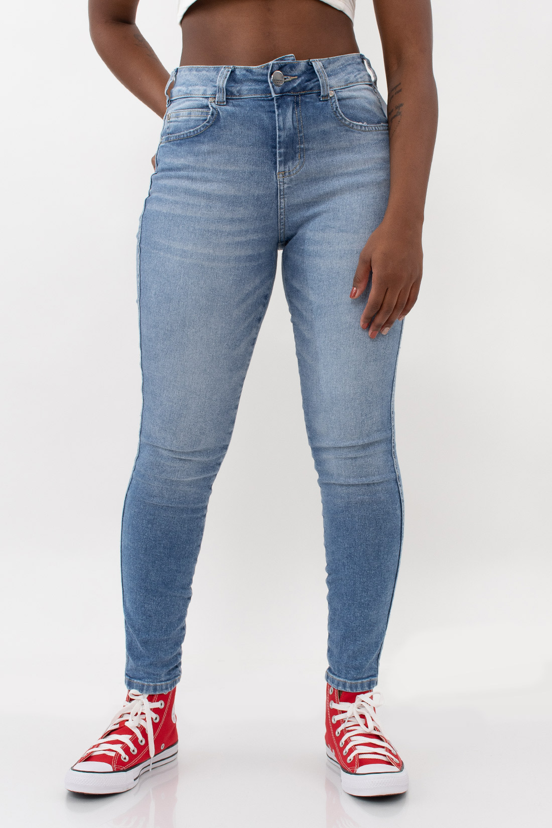 Calca Jeans Sommer Lia Cropped
