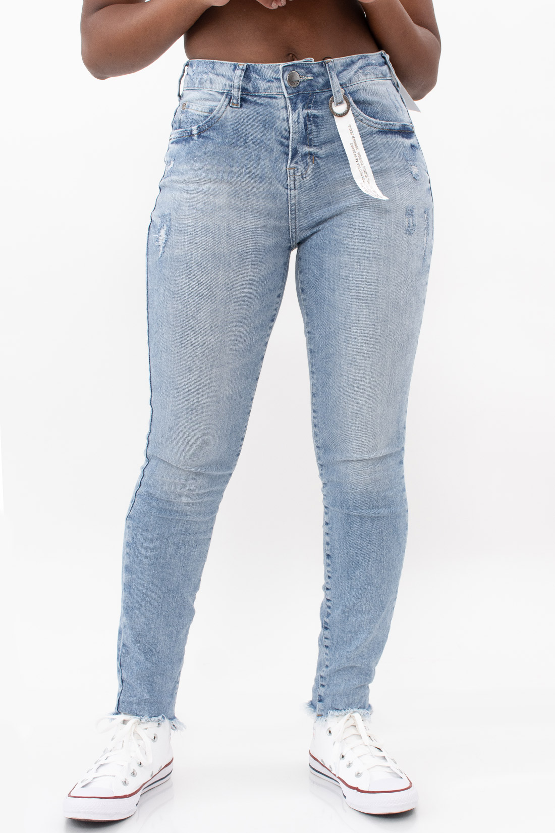 Calca Jeans Sommer Lia Cropped Puidos