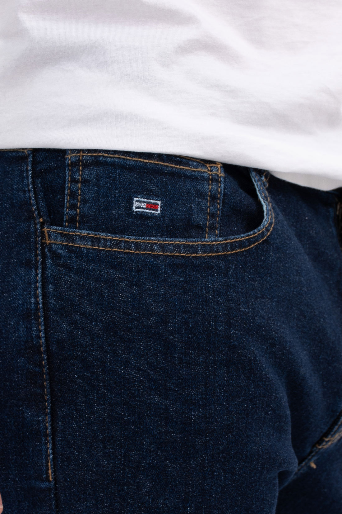 Calca Jeans Tommy Hilfiger Dad Strght