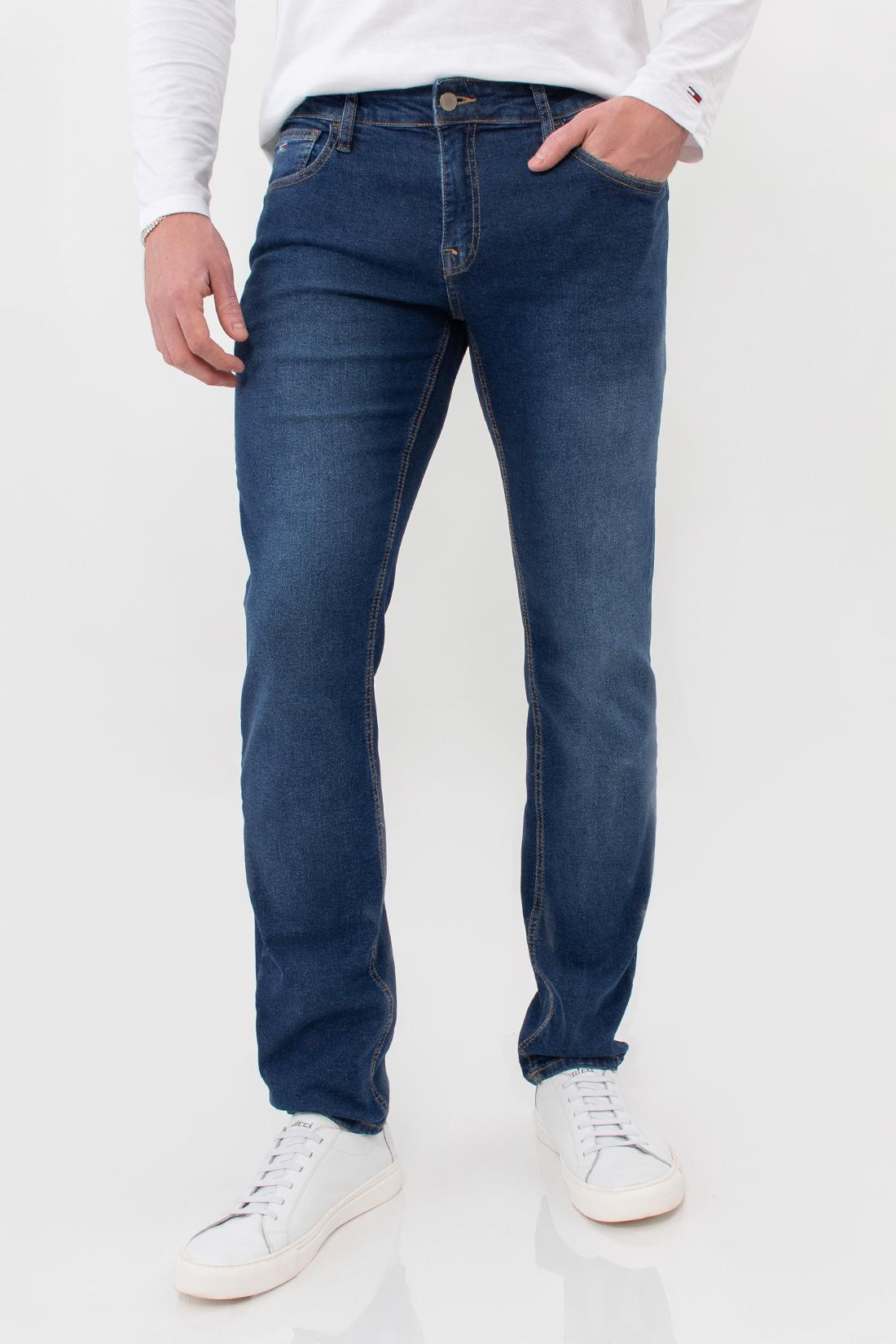 Calca Jeans Tommy Hilfiger Scanton Slim