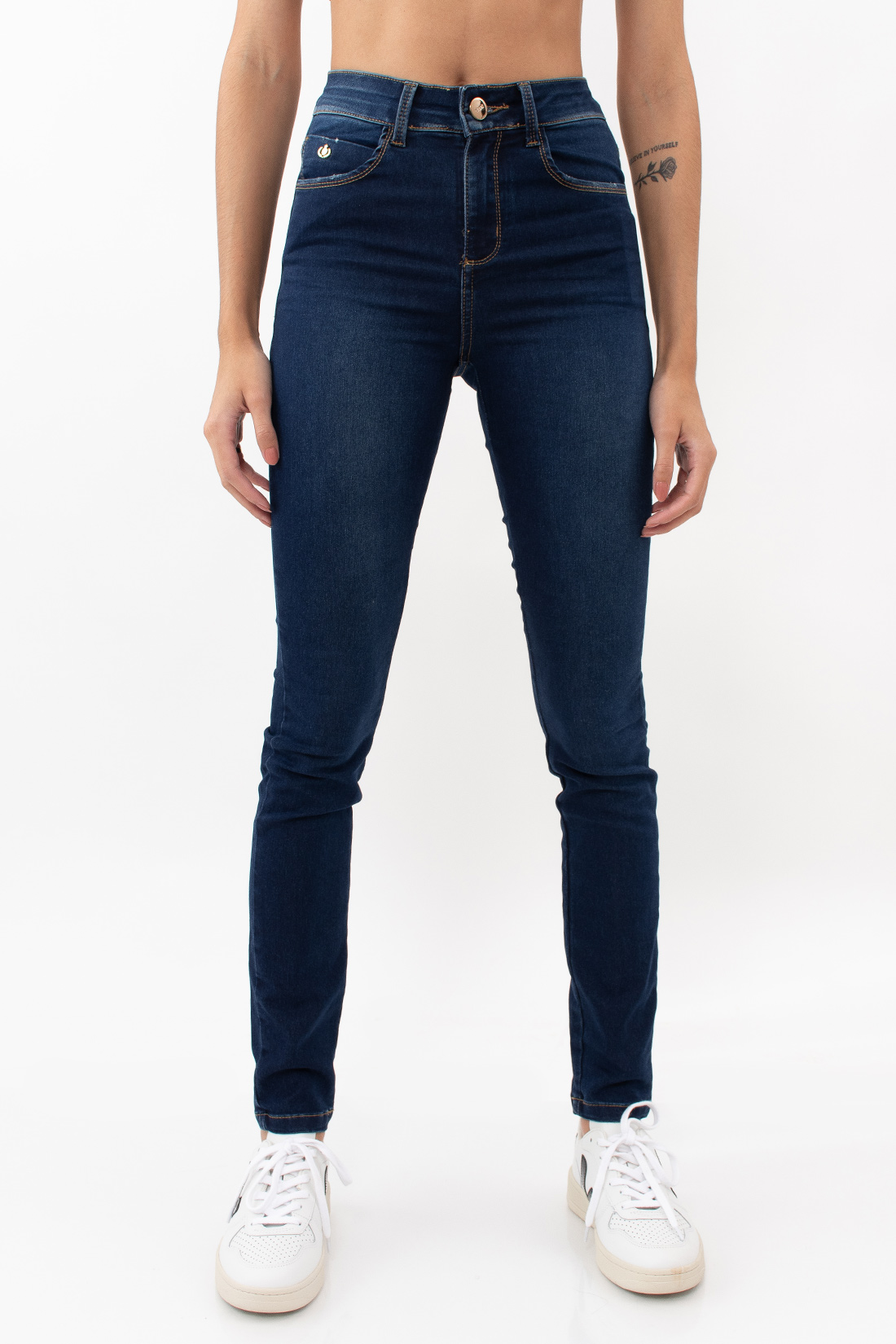 Calca Jeans Yexx Cigarrete