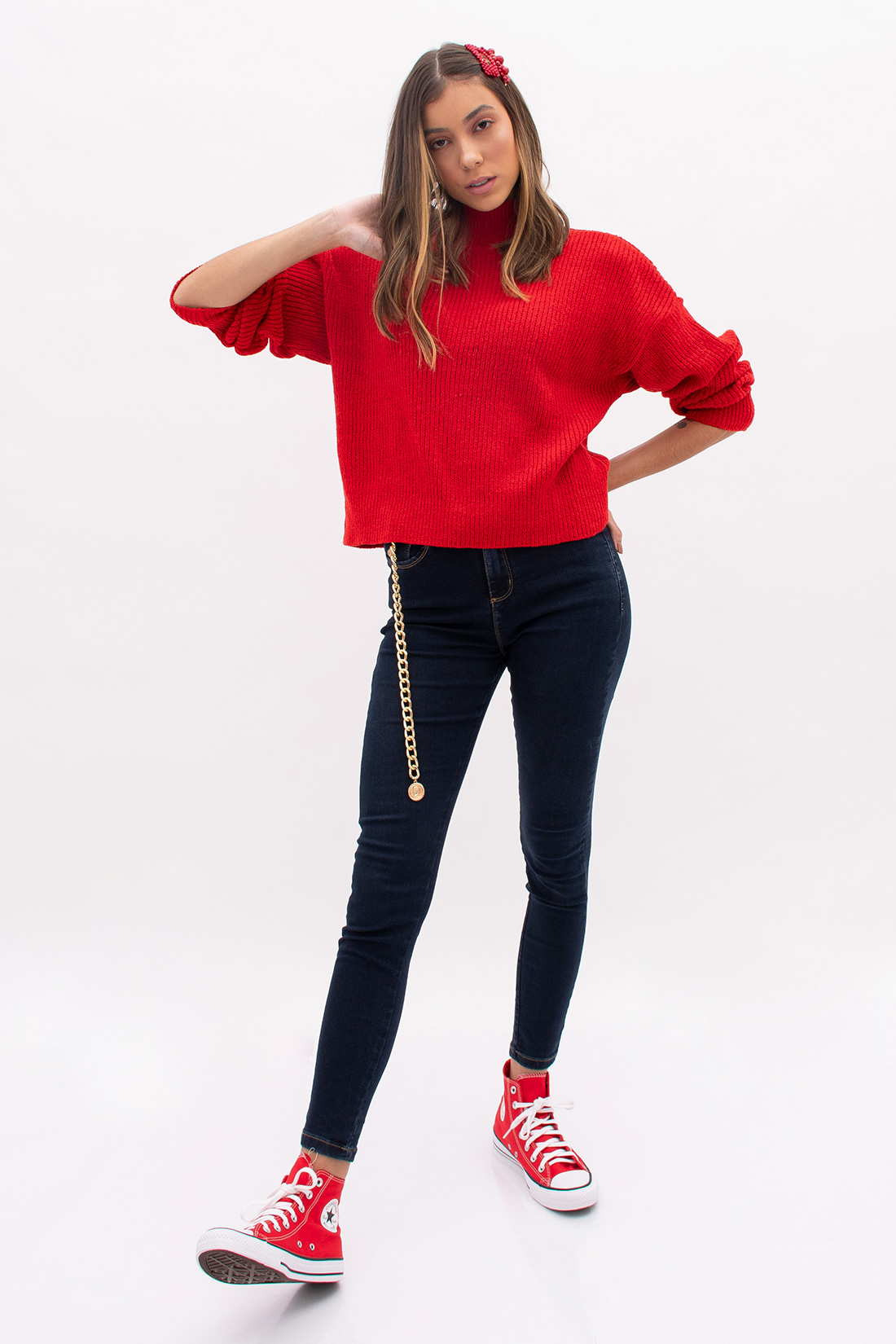Calca Jeans Yexx Embrace