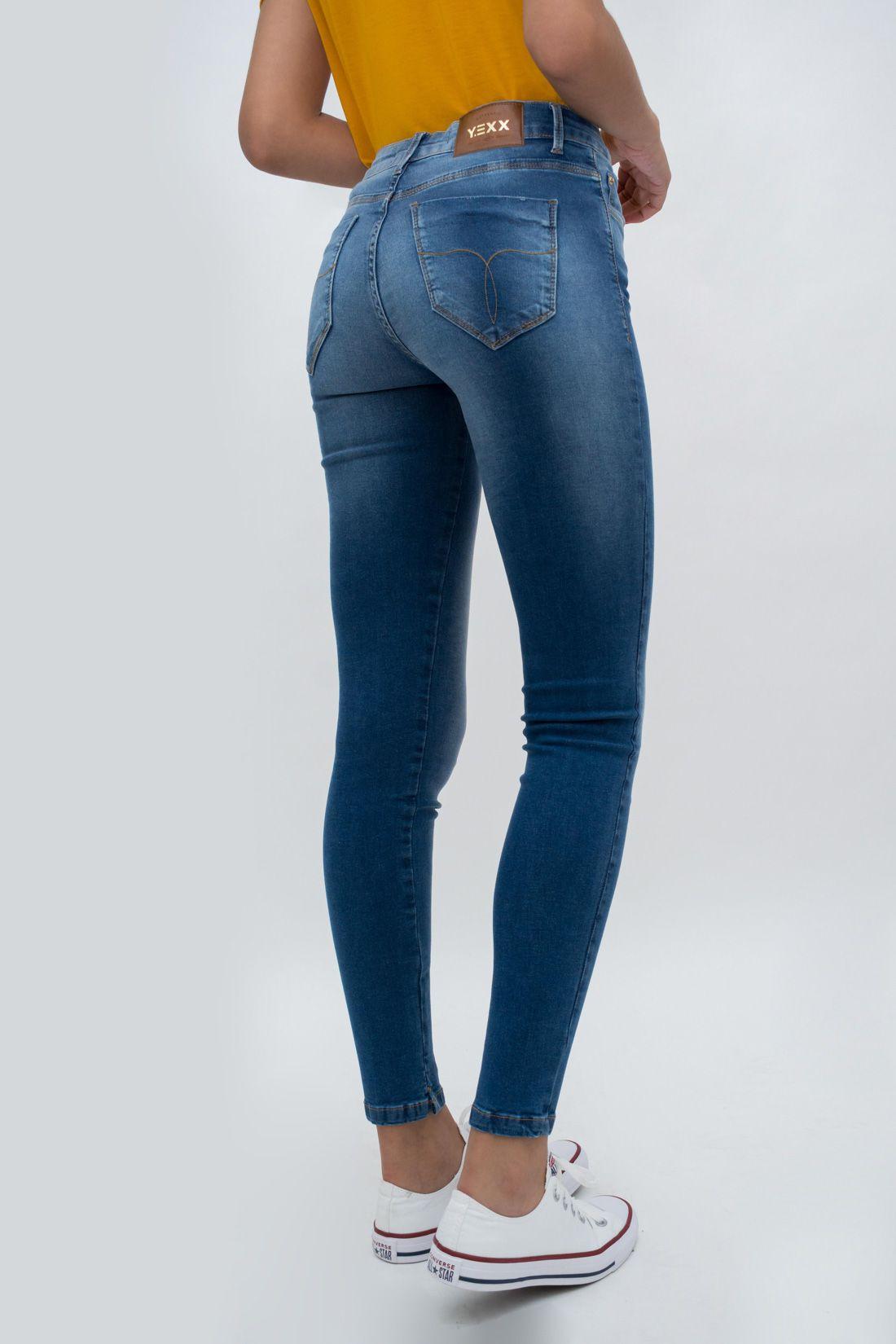 Calca Jeans Yexx Jegging