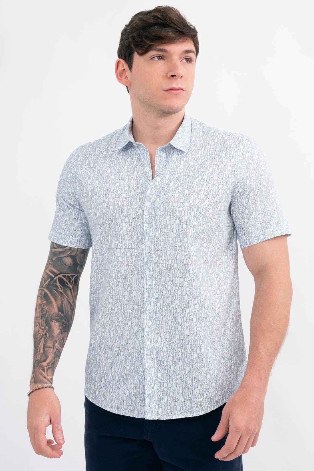 Camisa Mc Calvin Klein Logomania