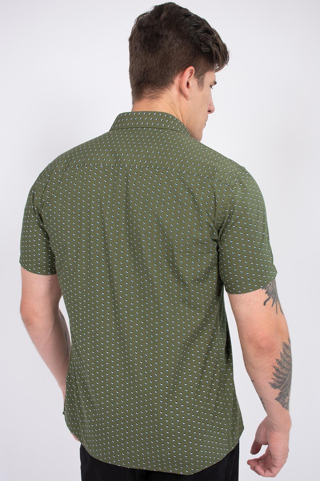 Camisa Mc Colcci Classic Estampada