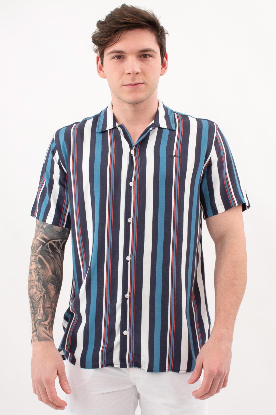 Camisa Mc Colcci Listra Colors