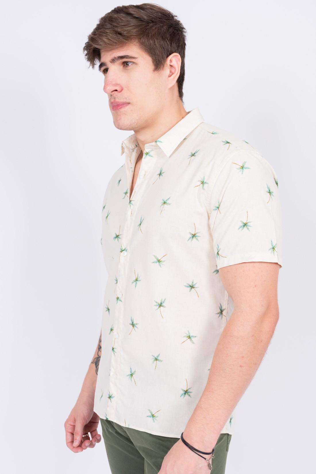 Camisa Mc King&Joe Coqueiros