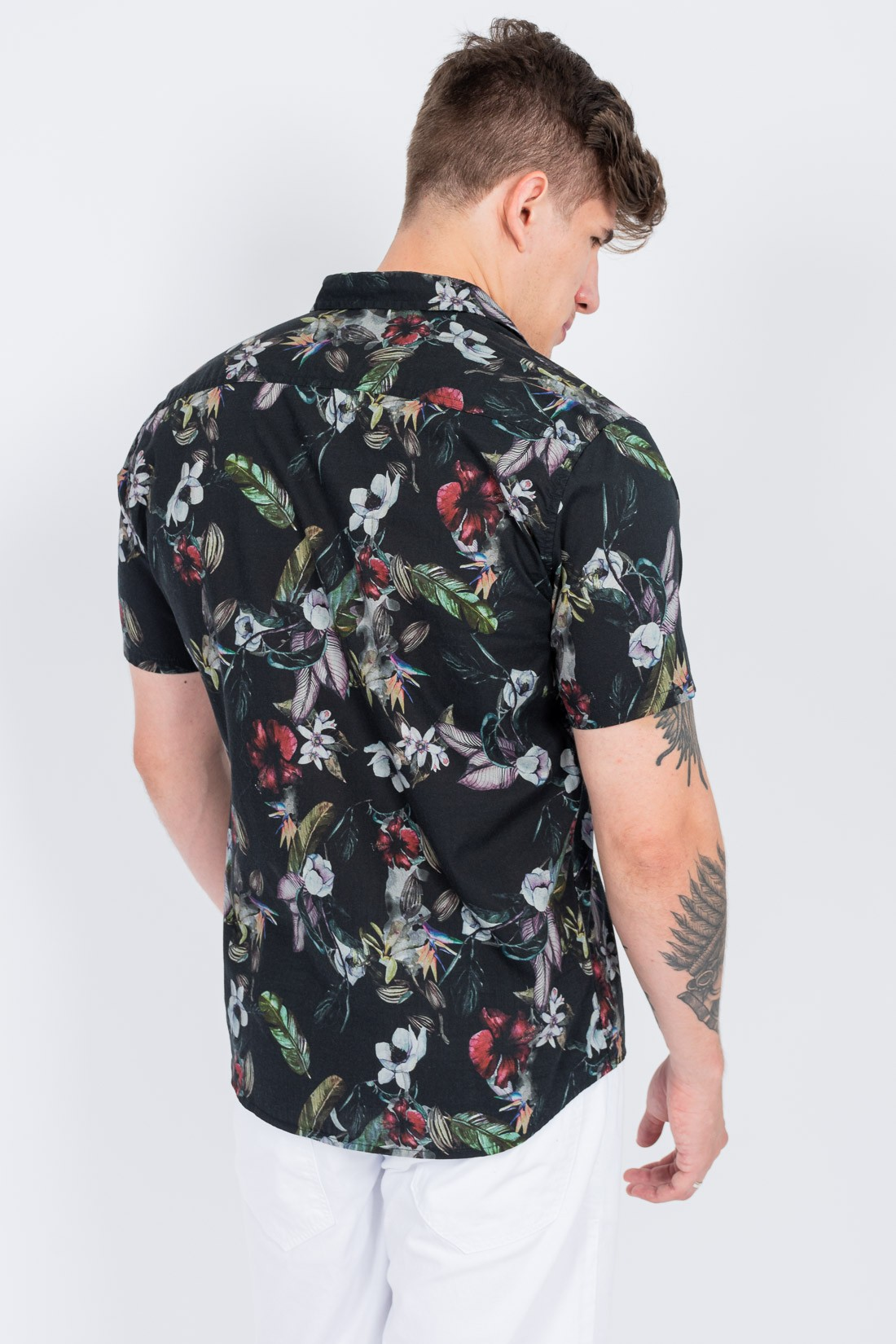 Camisa Mc King&Joe Floral