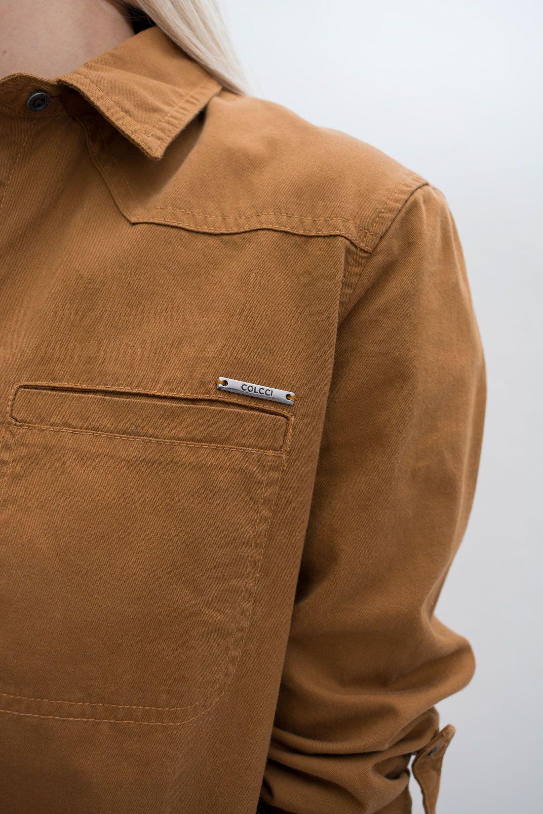Camisa Ml Colcci Sarja Color
