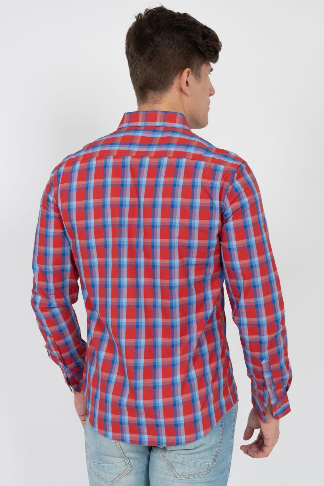 Camisa Ml Colcci Xadrez