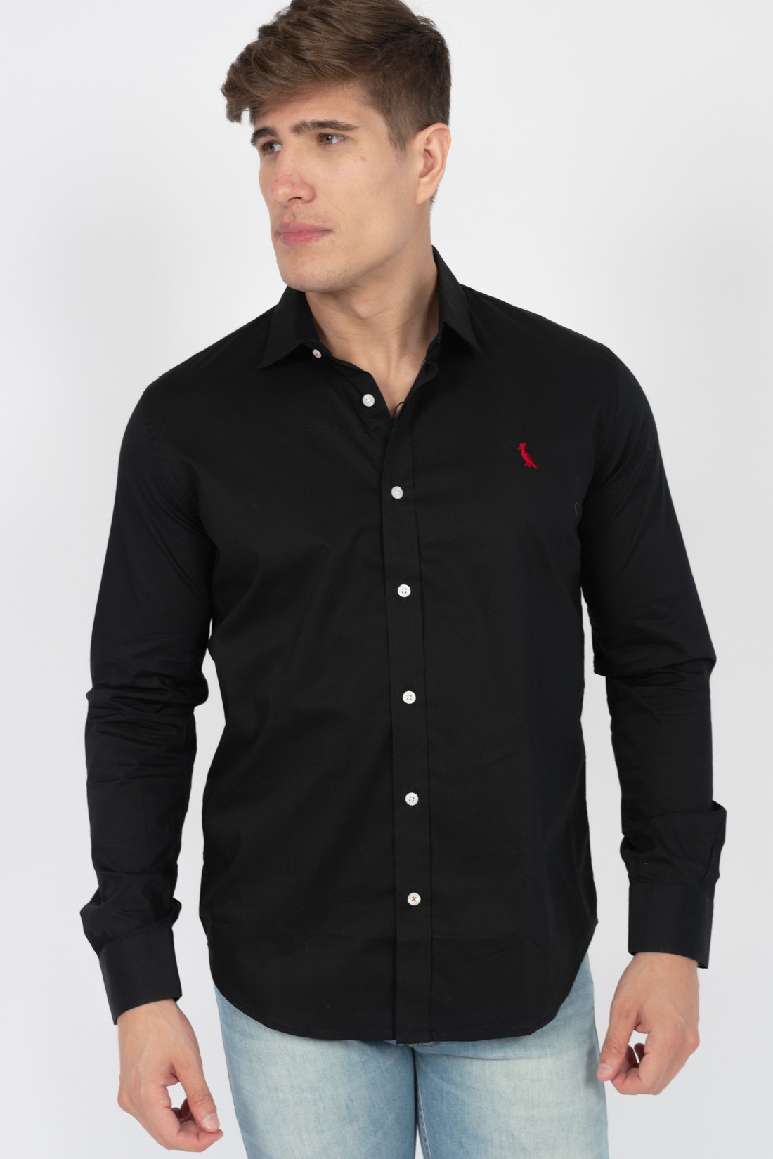 Camisa Ml Reserva Black