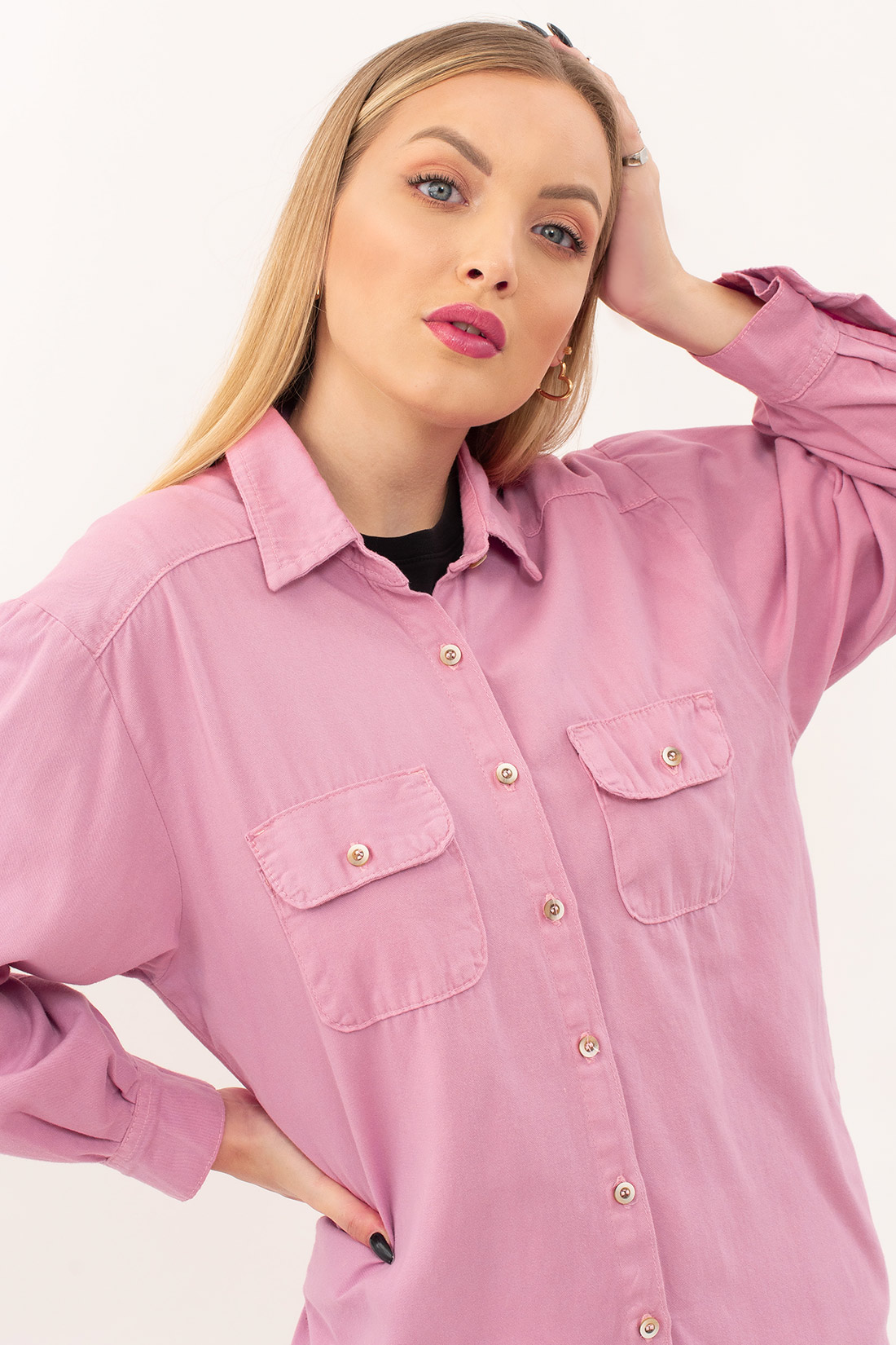 Camisa Ml Sarja Dallas