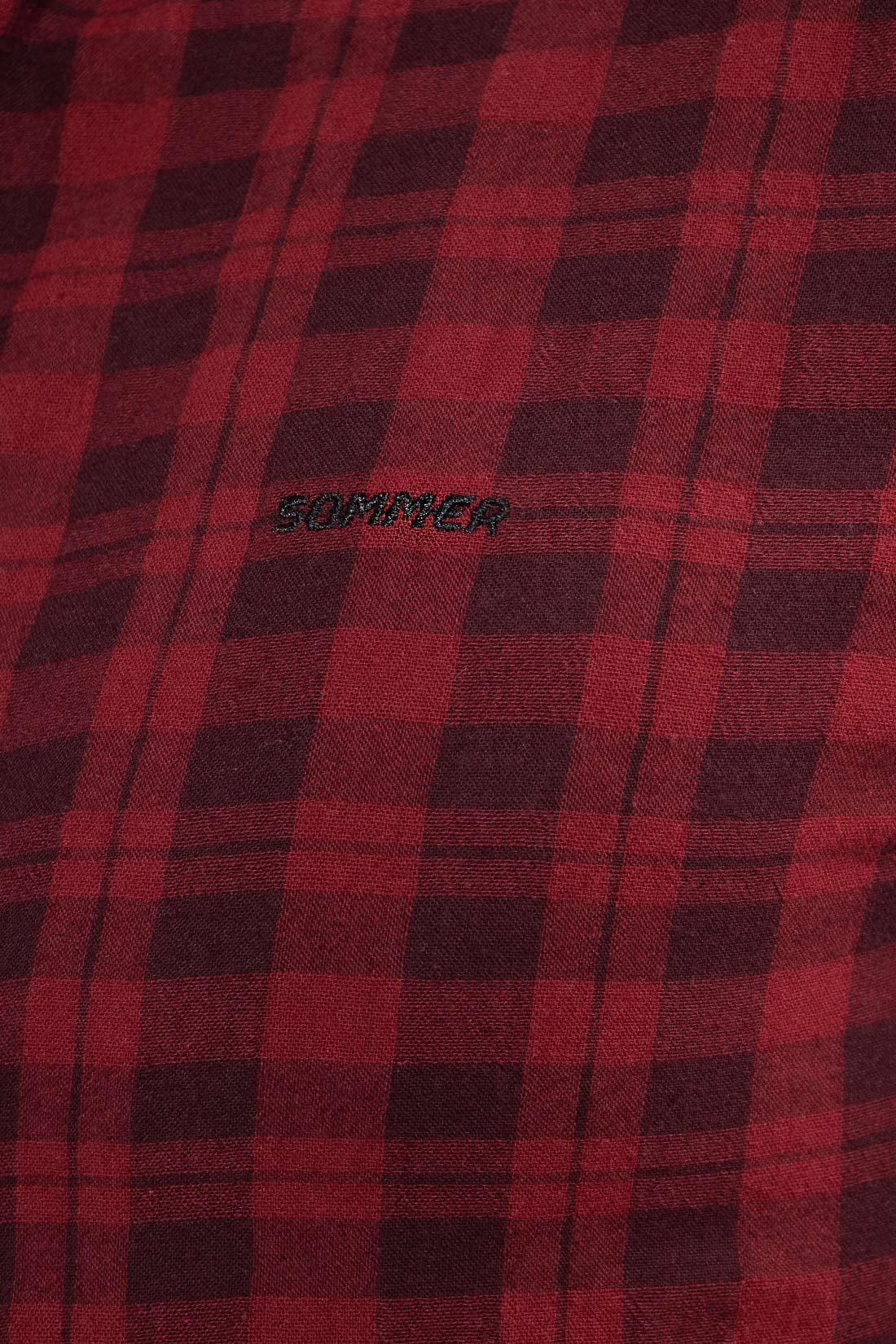 Camisa Ml Sommer Xadrez