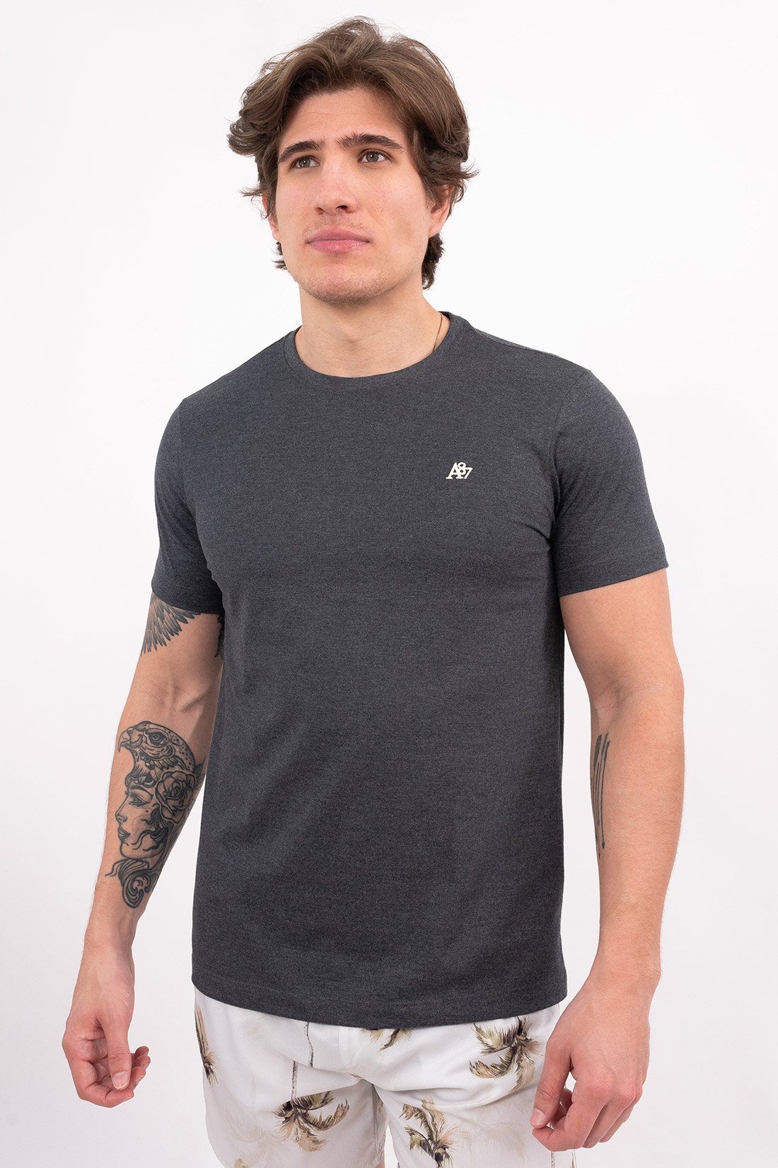 Camiseta Mc Aeropostale Basica