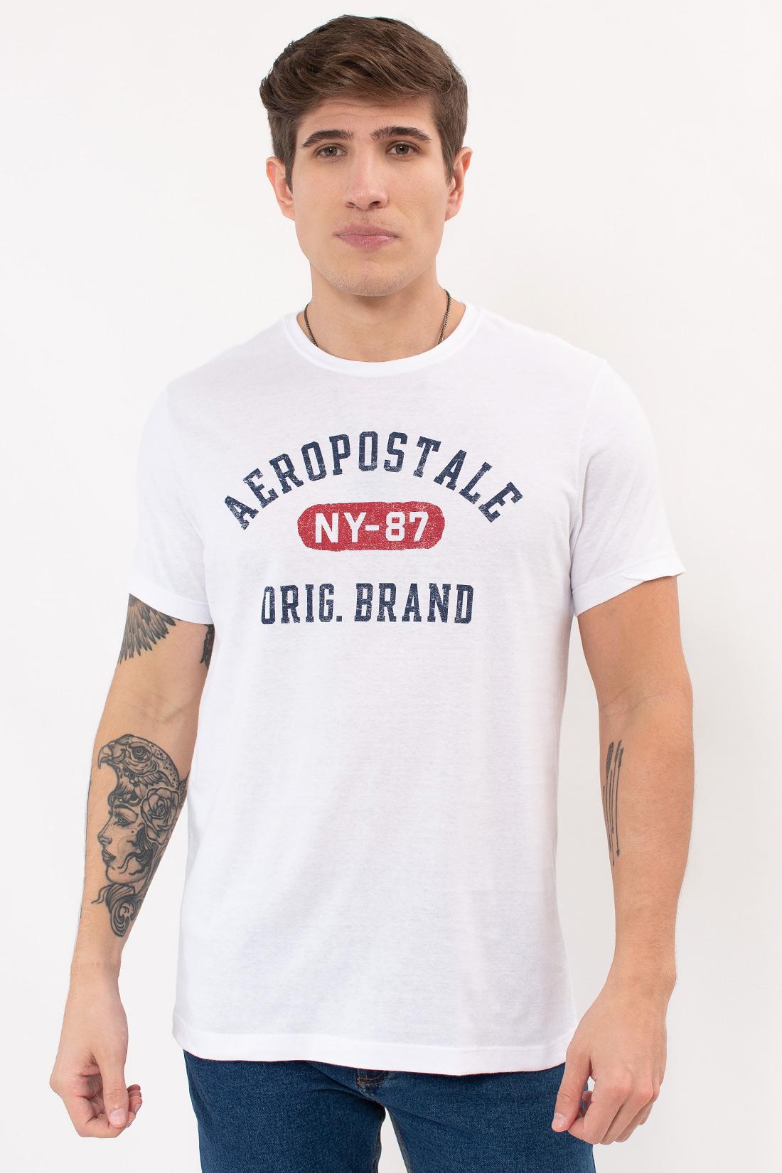 Camiseta Mc Aeropostale Orig. Brand