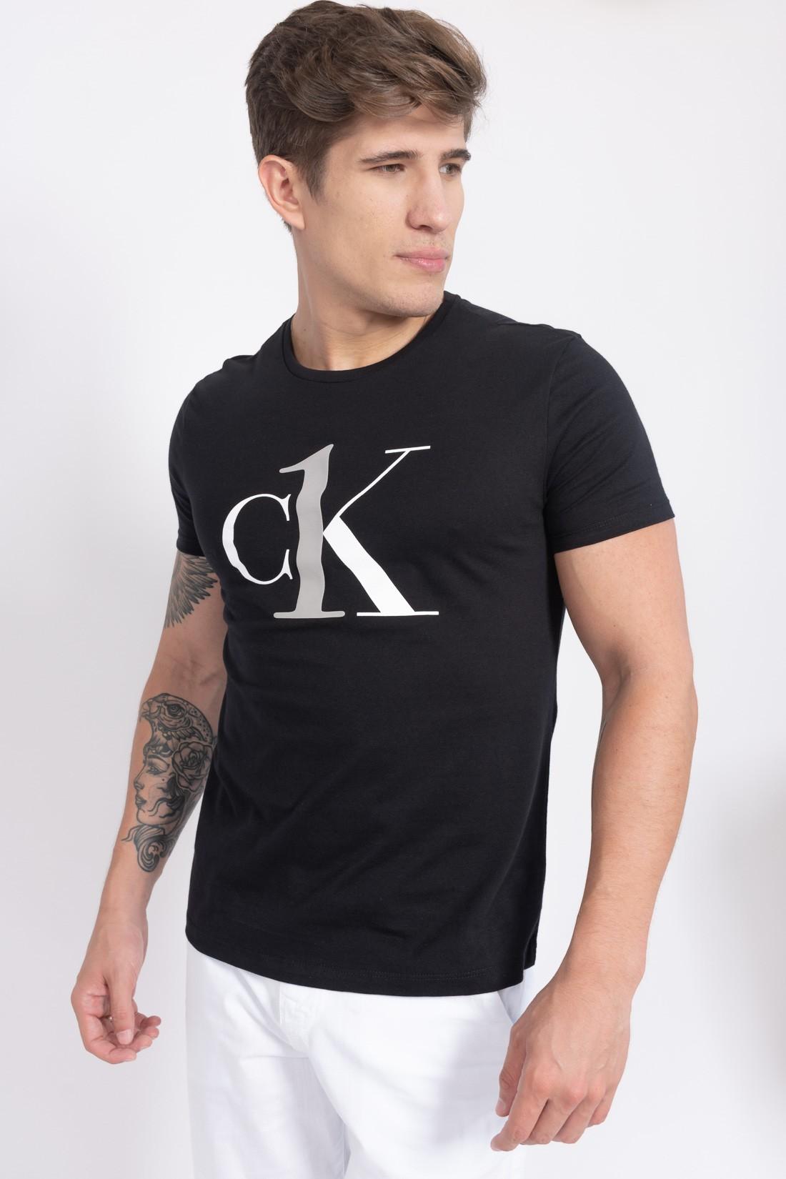 Camiseta Mc Calvin Klein Big Ck
