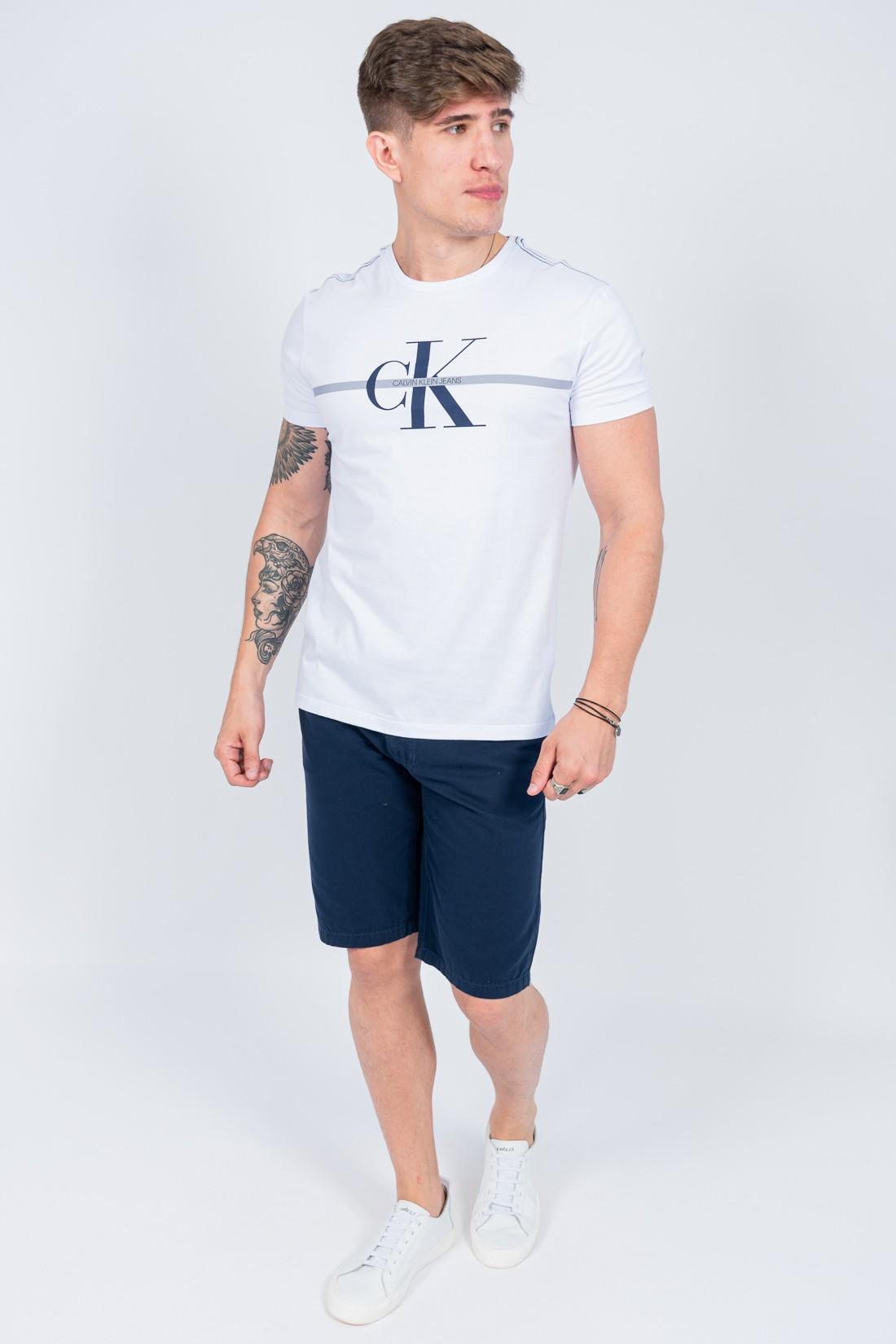 Camiseta Mc Calvin Klein Ck Linha