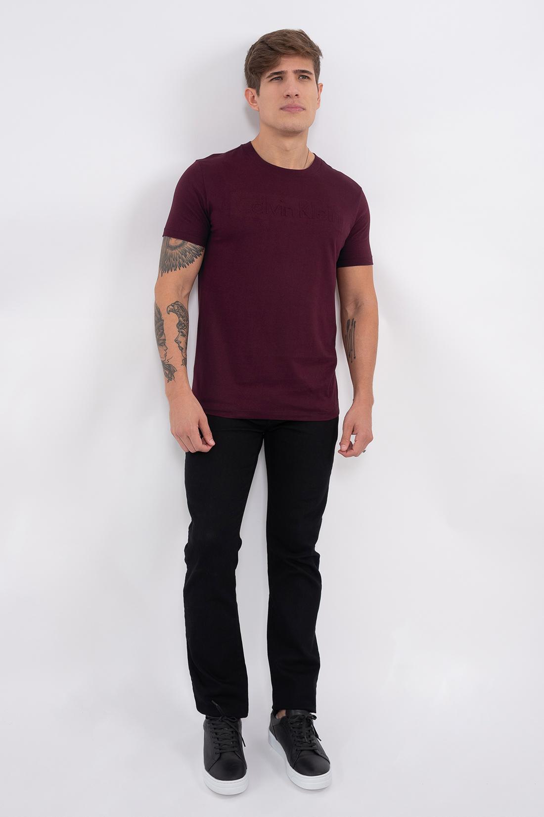 Camiseta Mc Calvin Klein Embossing