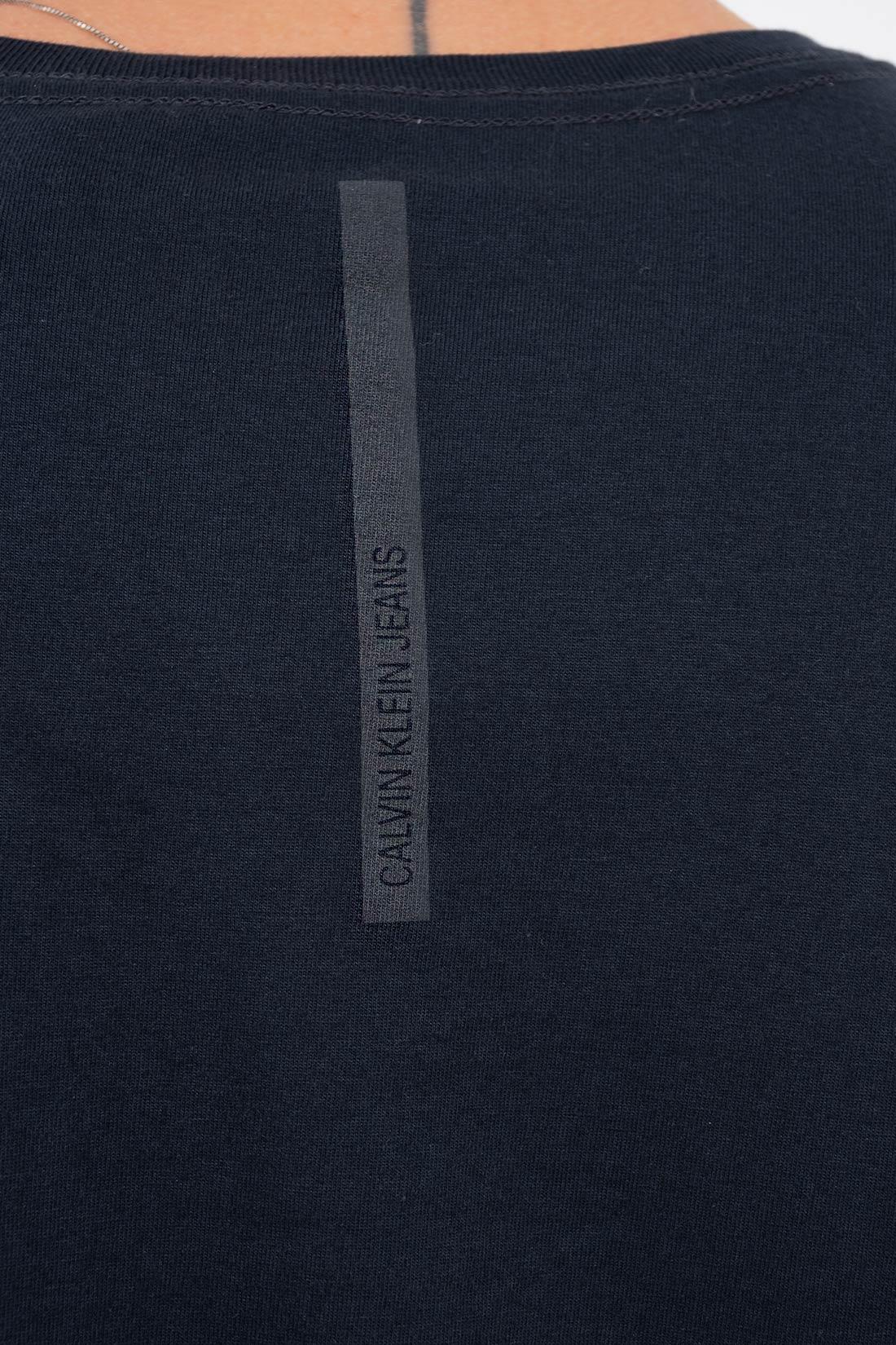 Camiseta Mc Calvin Klein Established Faixas