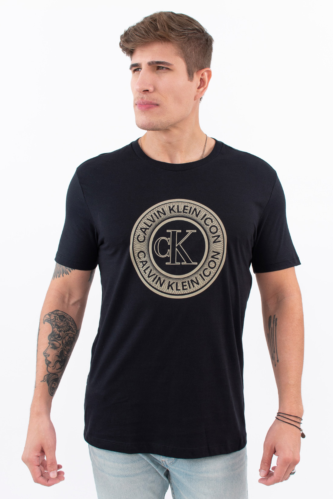 Camiseta Mc Calvin Klein Icon