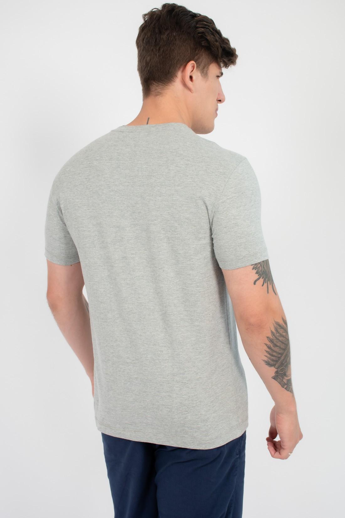 Camiseta Mc Calvin Klein Institucional Faixa